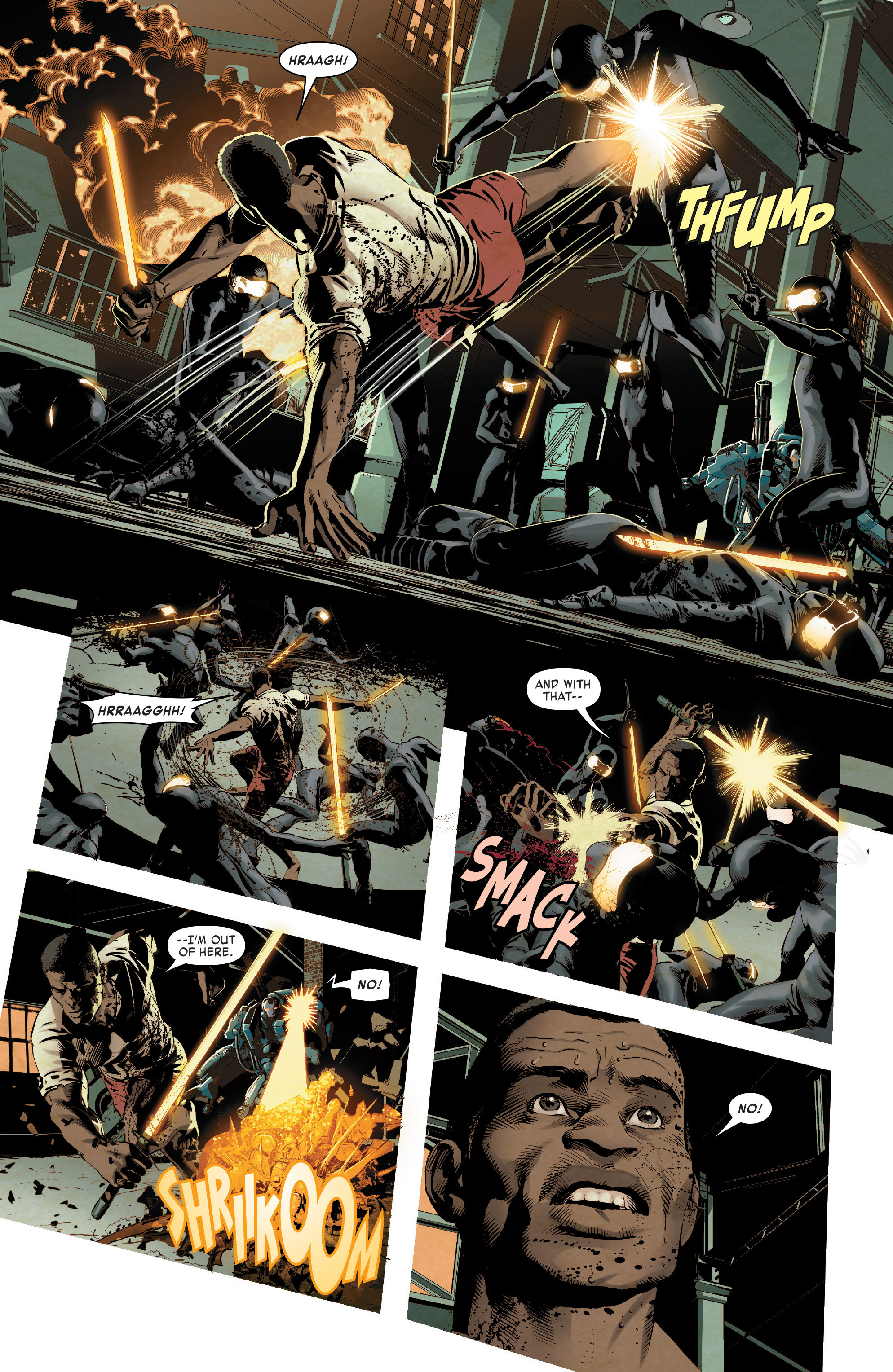 Read online True Believers: Invincible Iron Man-The War Machines comic -  Issue # Full - 59