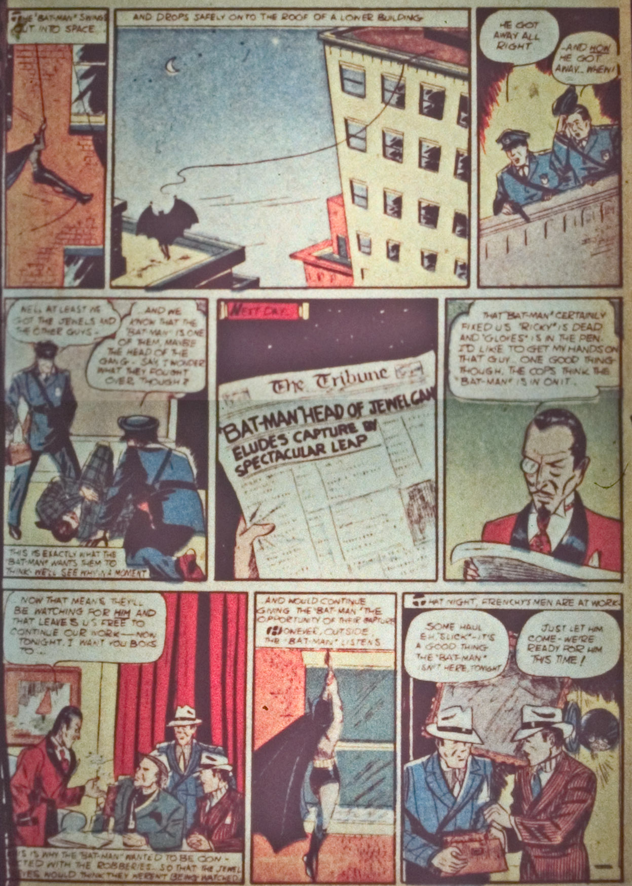 Detective Comics (1937) 28 Page 4