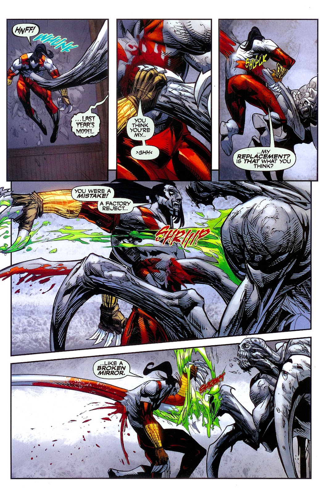 Cyberforce (2006) Issue #2 #3 - English 15