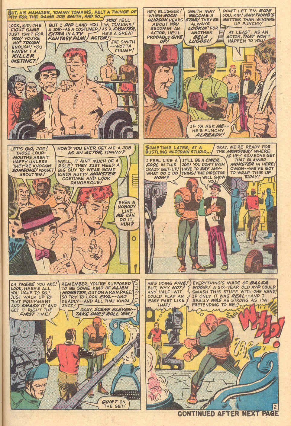The Amazing Spider-Man (1963) _Annual_7 Page 32