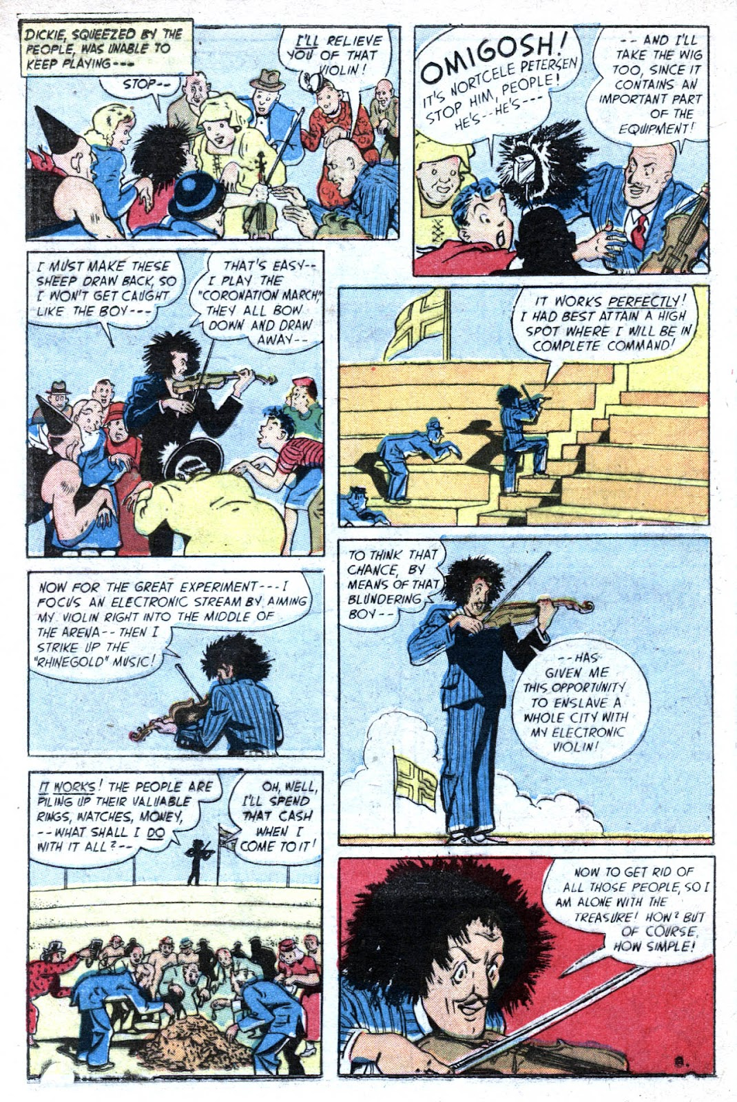 Read online Famous Funnies comic -  Issue #193 - 18