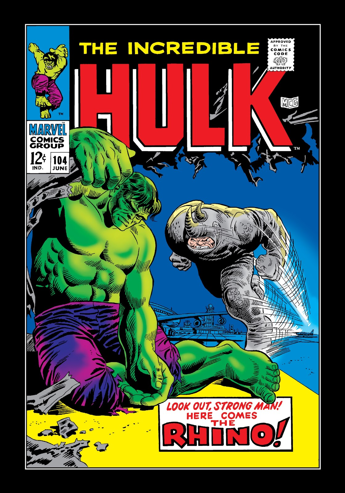 Read online Marvel Masterworks: The Incredible Hulk comic -  Issue # TPB 4 (Part 1) - 28