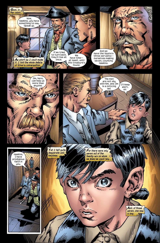 Read online Treasure Island comic -  Issue #2 - 23