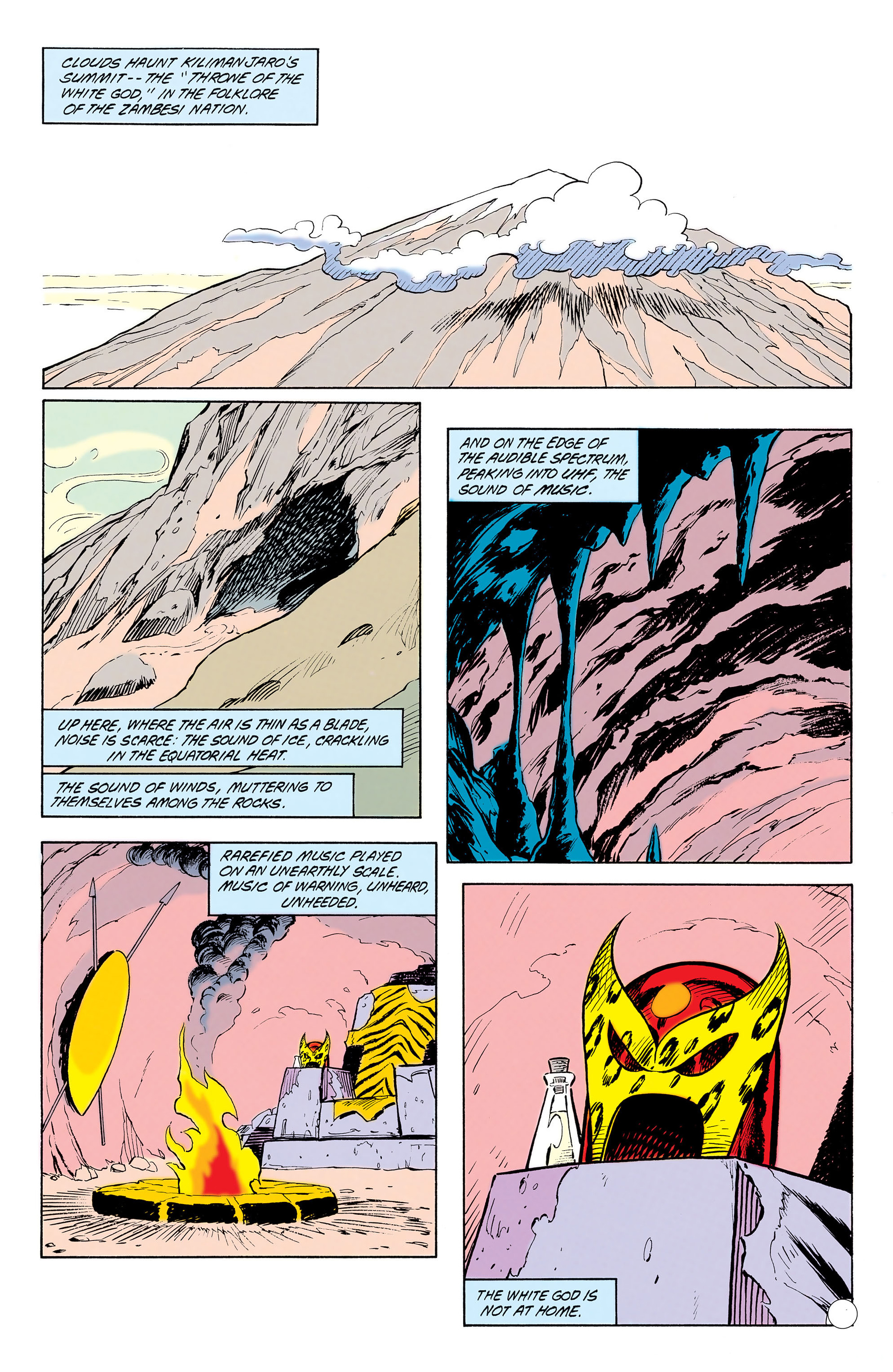 Read online Animal Man (1988) comic -  Issue #11 - 9