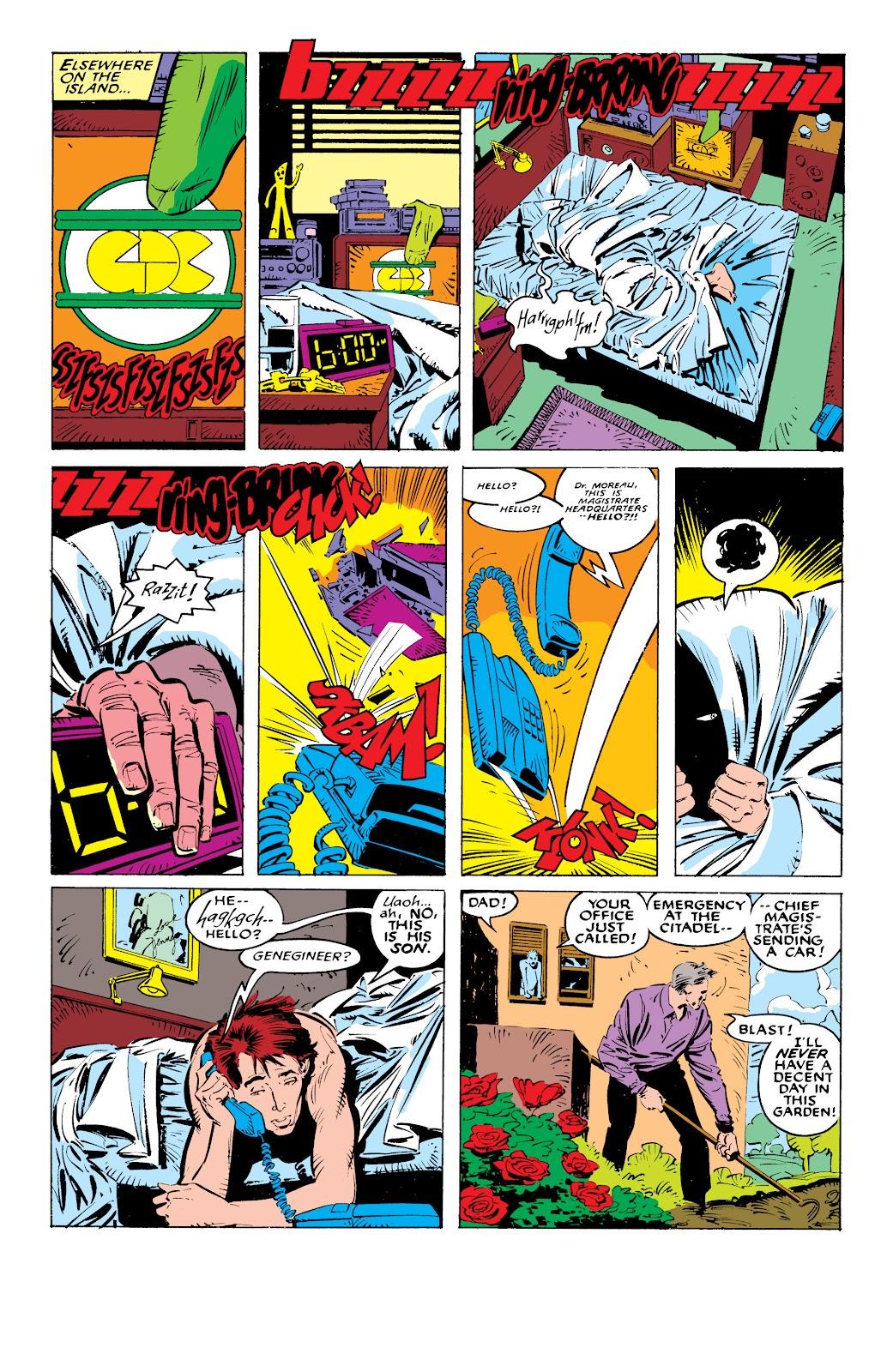 Uncanny X-Men (1963) issue 236 - Page 6