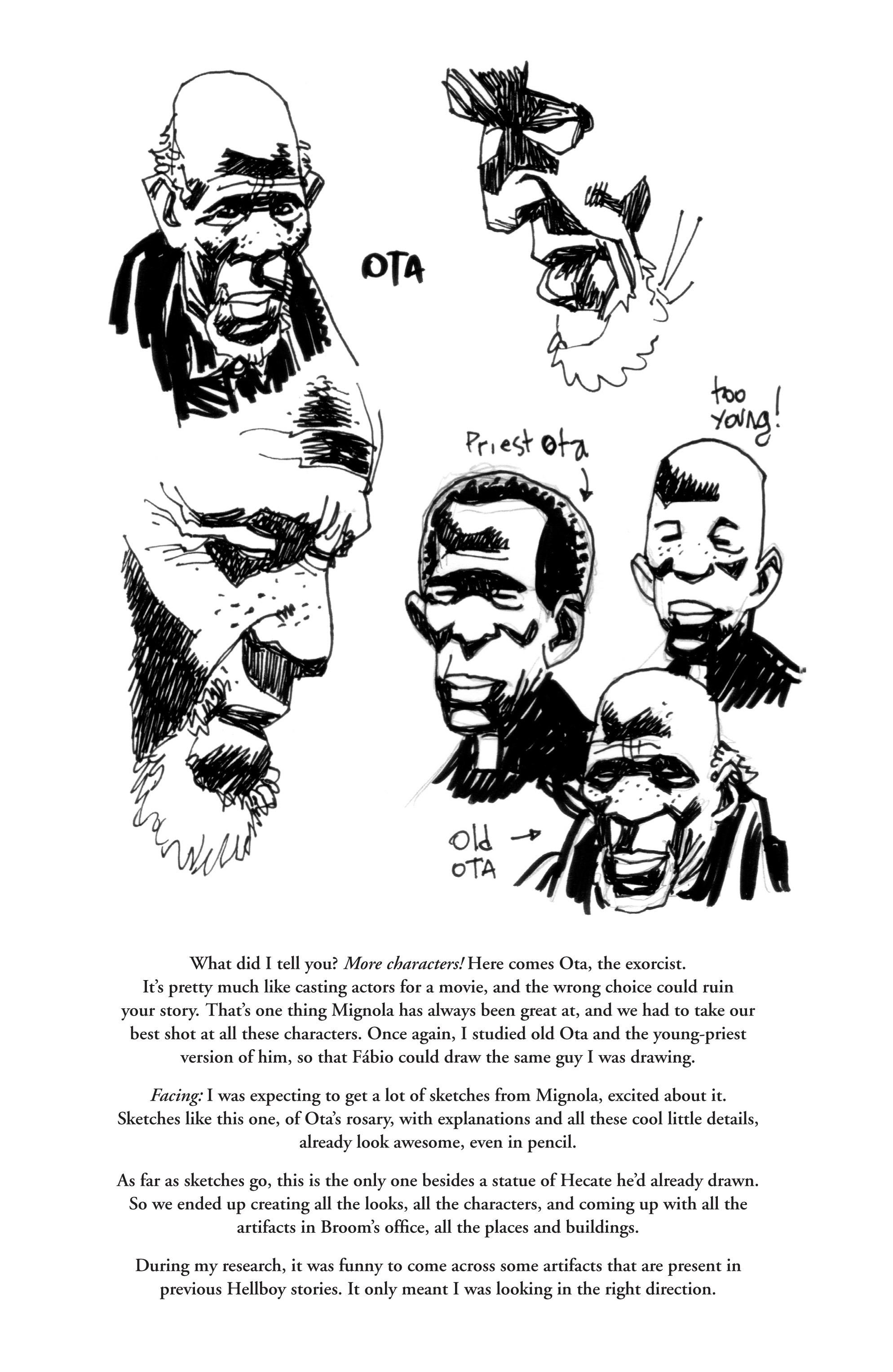 Read online B.P.R.D. (2003) comic -  Issue # TPB 13 - 155