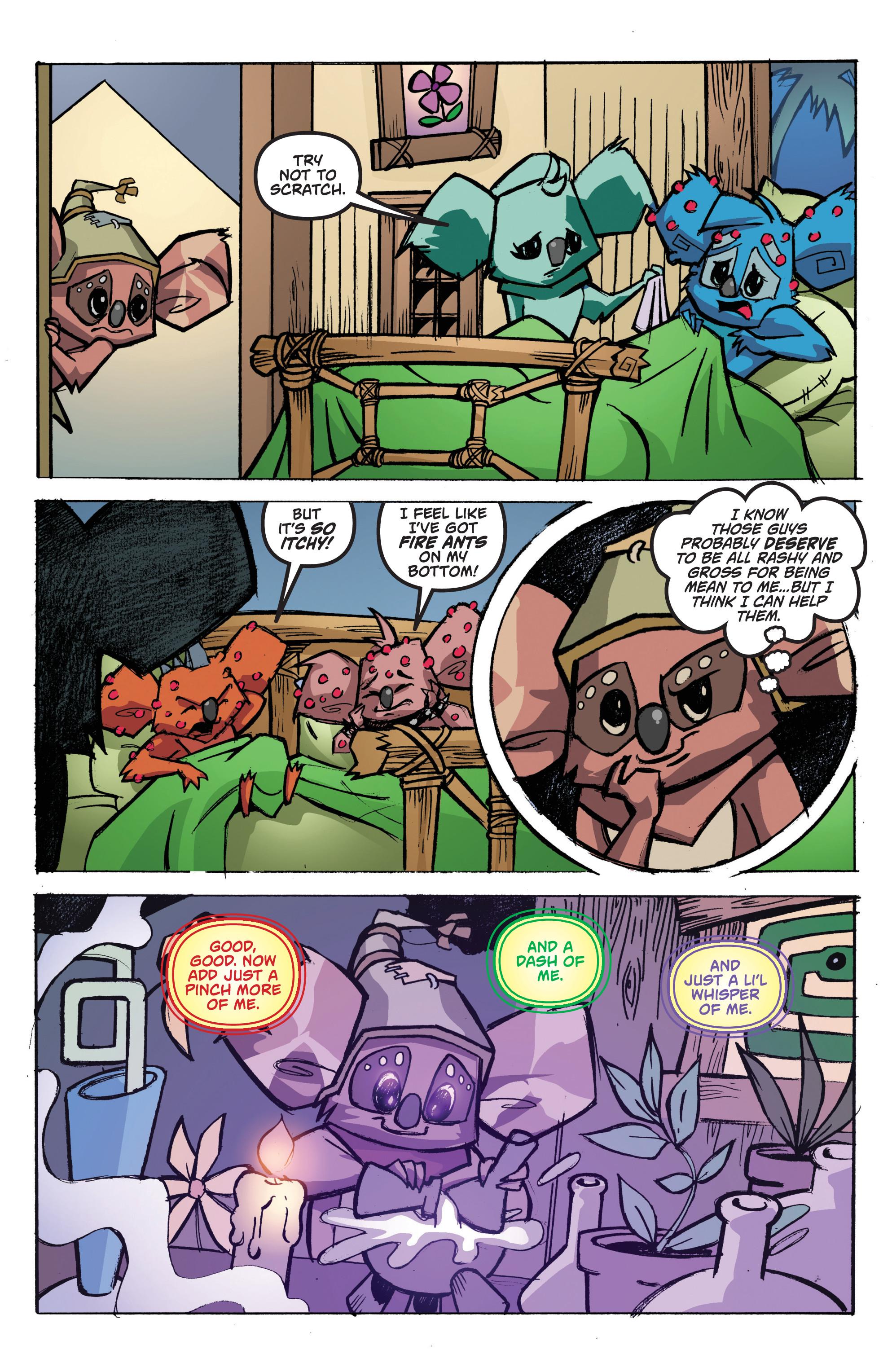 Read online Animal Jam comic -  Issue #1 - 19