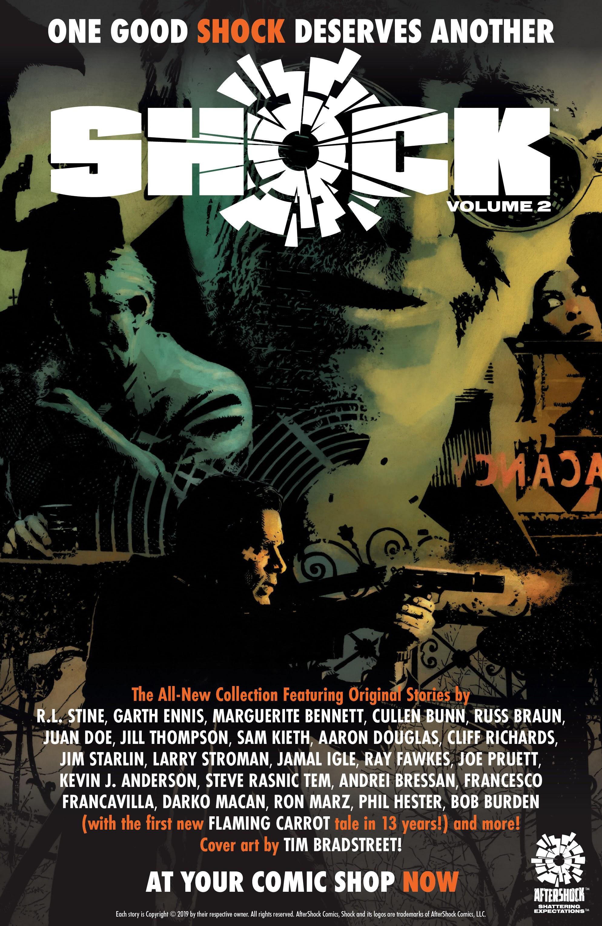 Read online Dark Red comic -  Issue #4 - 25