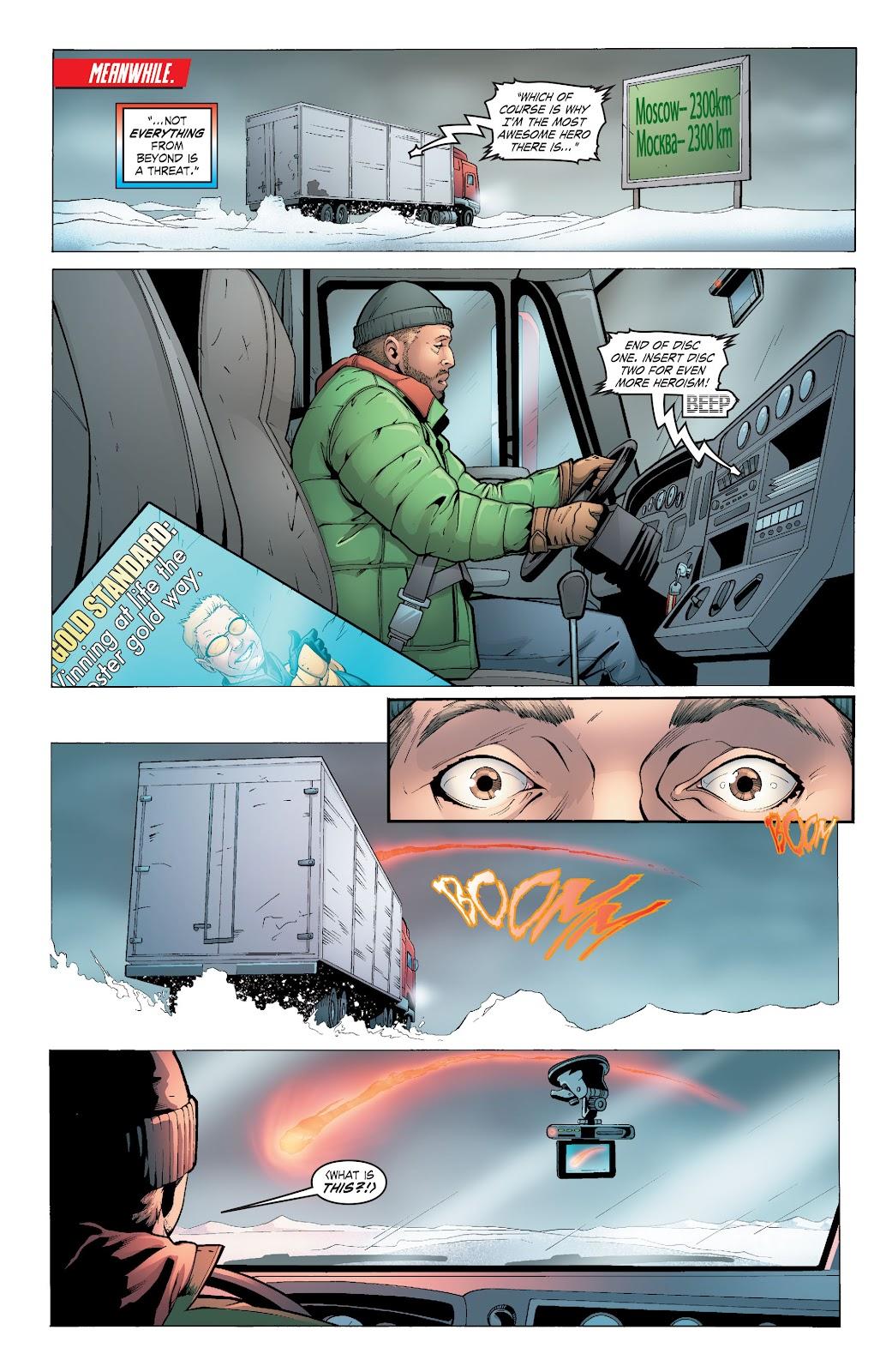 Read online Smallville Season 11 [II] comic -  Issue # TPB 6 - 57