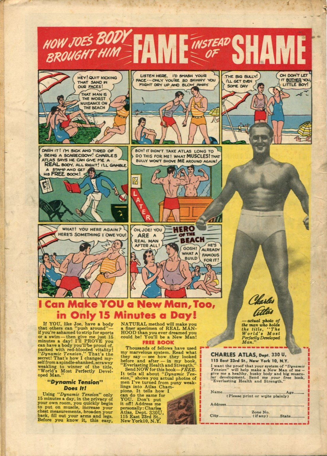 Read online Hit Comics comic -  Issue #59 - 36