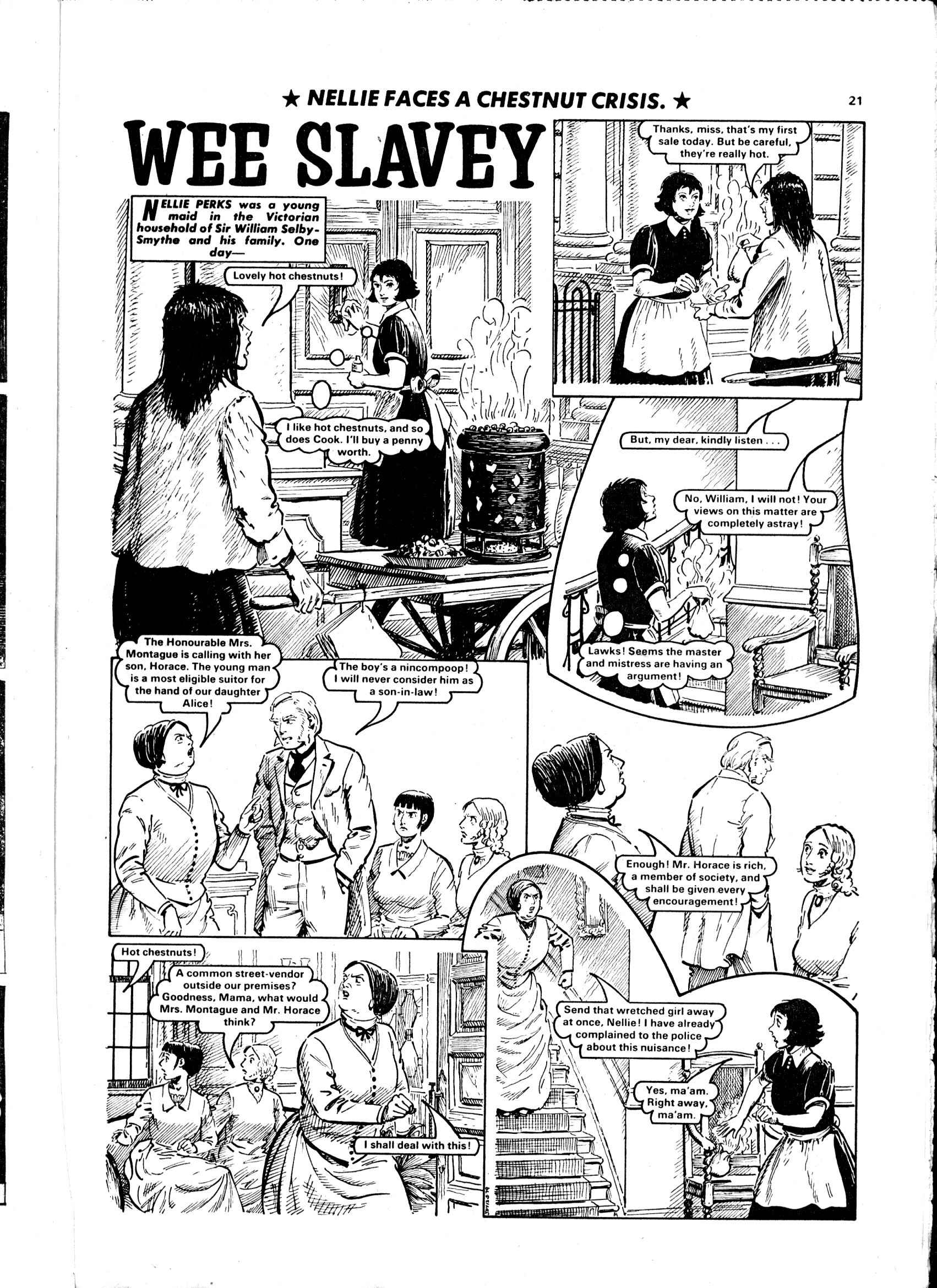 Read online Judy comic -  Issue #9 - 21