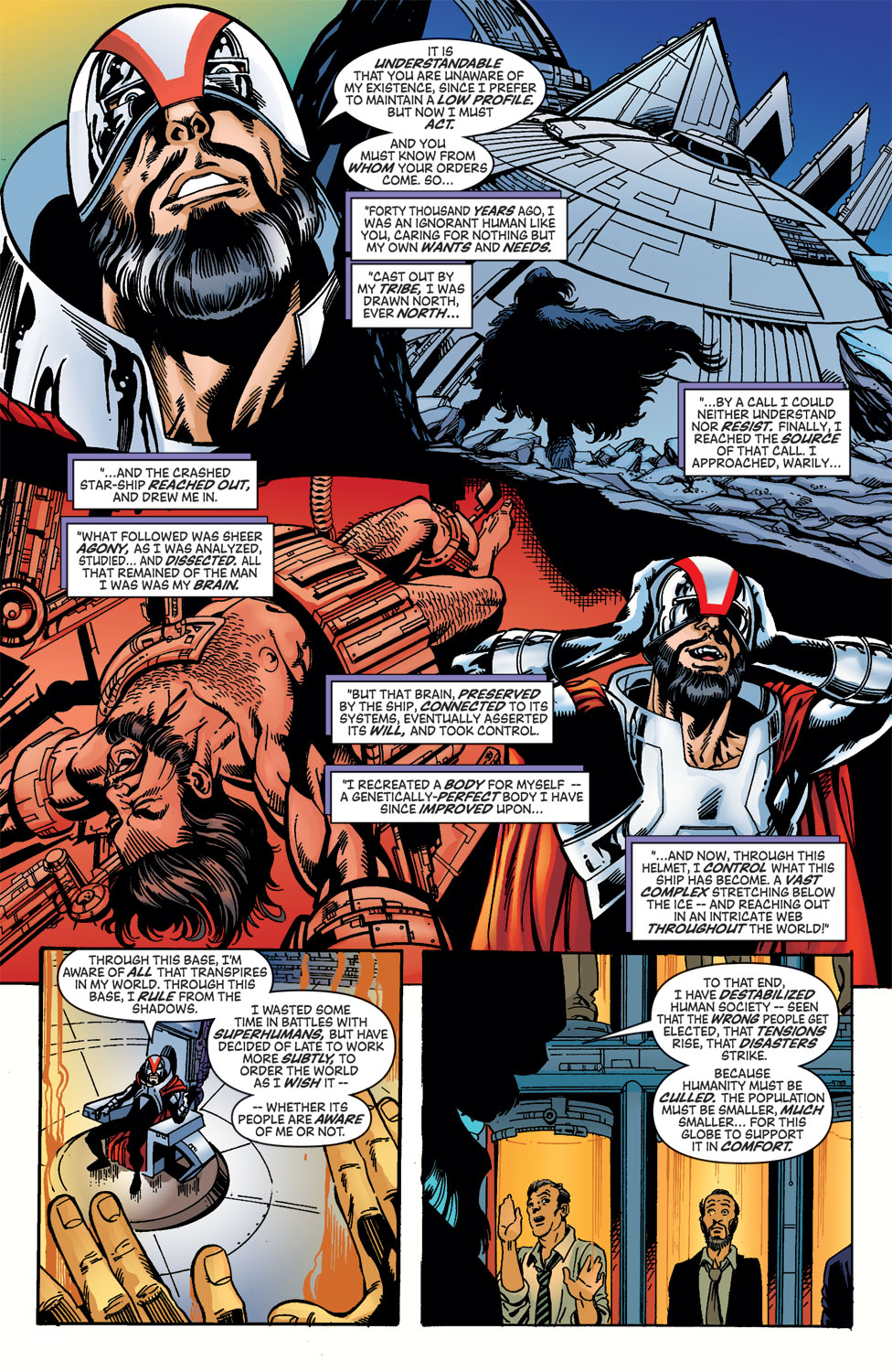Read online Avengers (1998) comic -  Issue #46 - 13