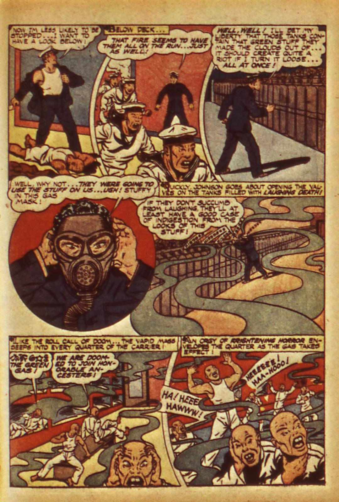 USA Comics issue 7 - Page 63