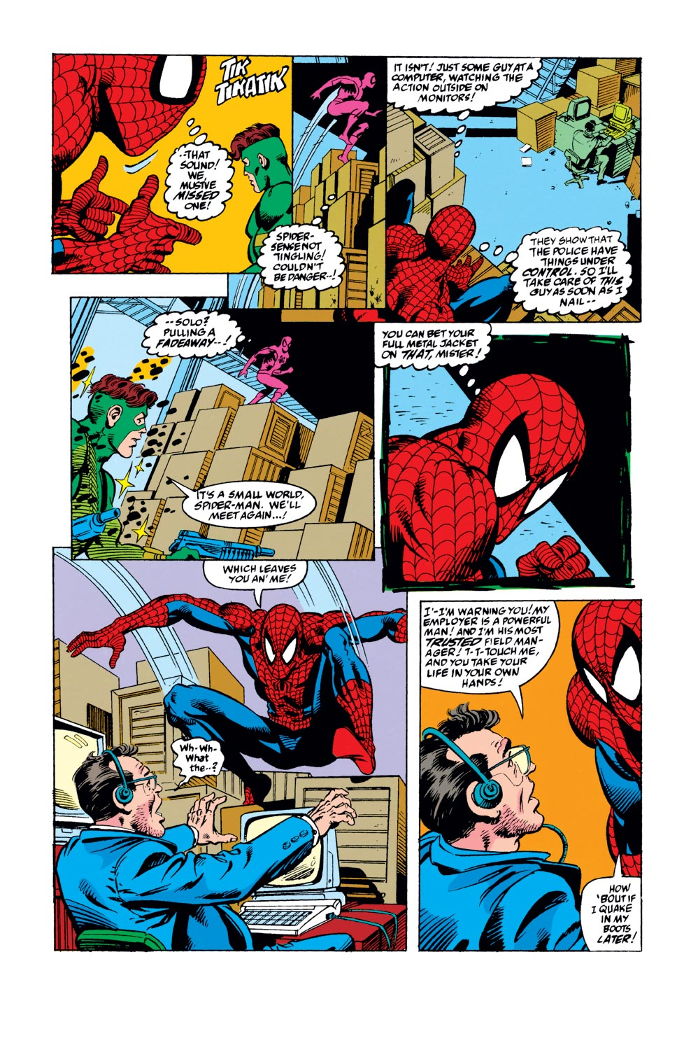 The Amazing Spider-Man (1963) 367 Page 20