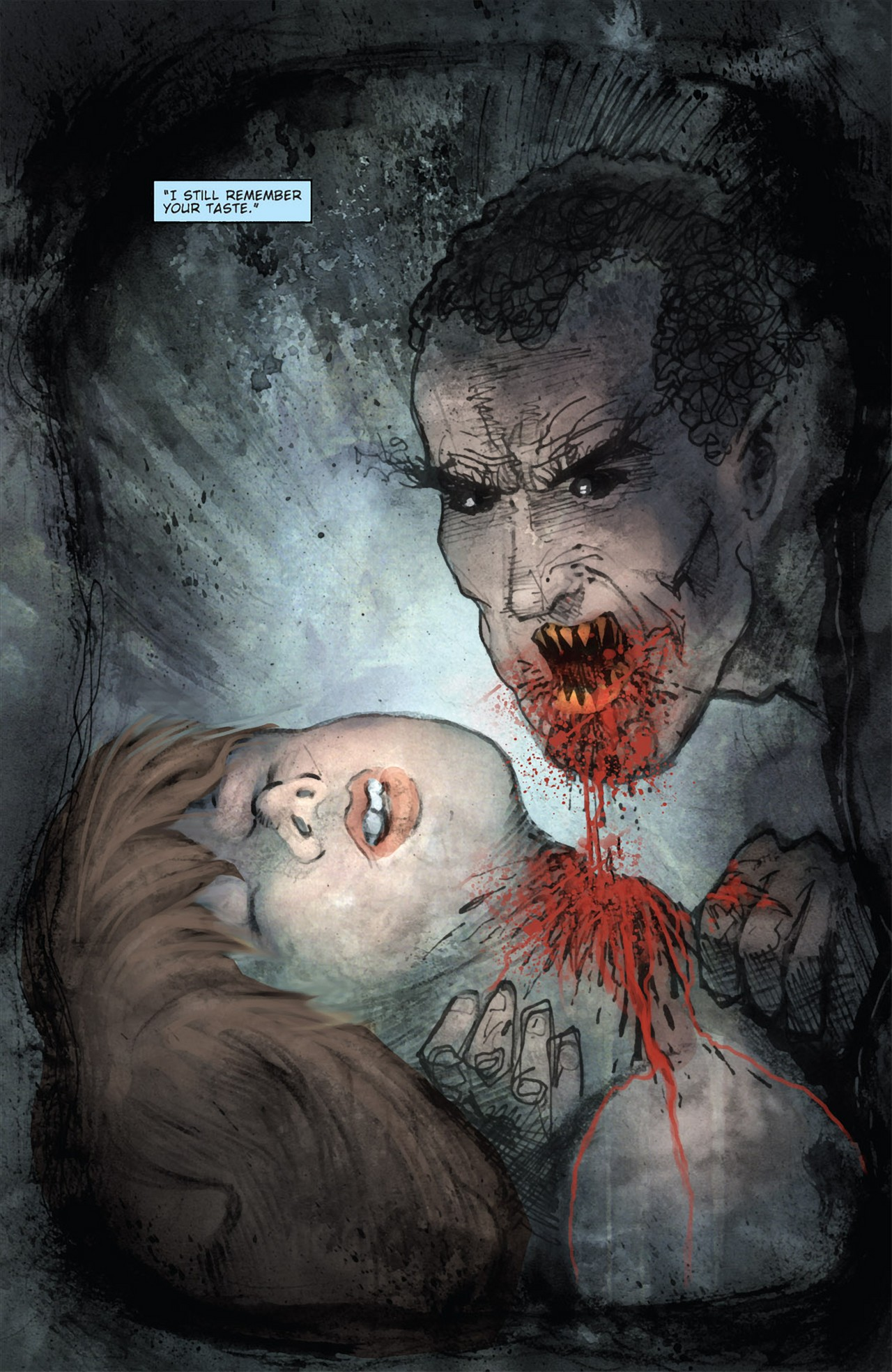 Read online 30 Days of Night (2011) comic -  Issue #3 - 17