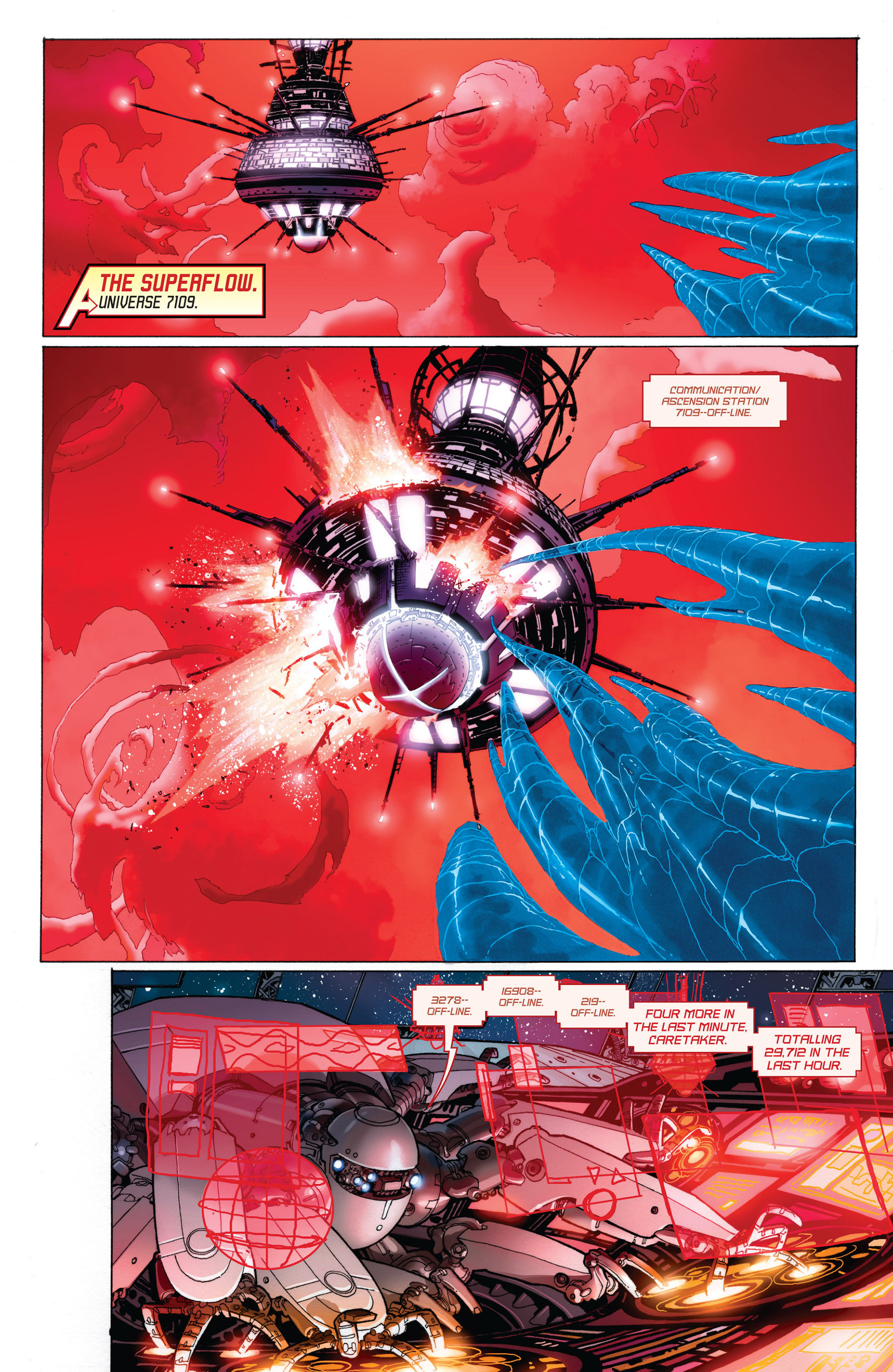 Read online Avengers (2013) comic -  Issue #7 - 4