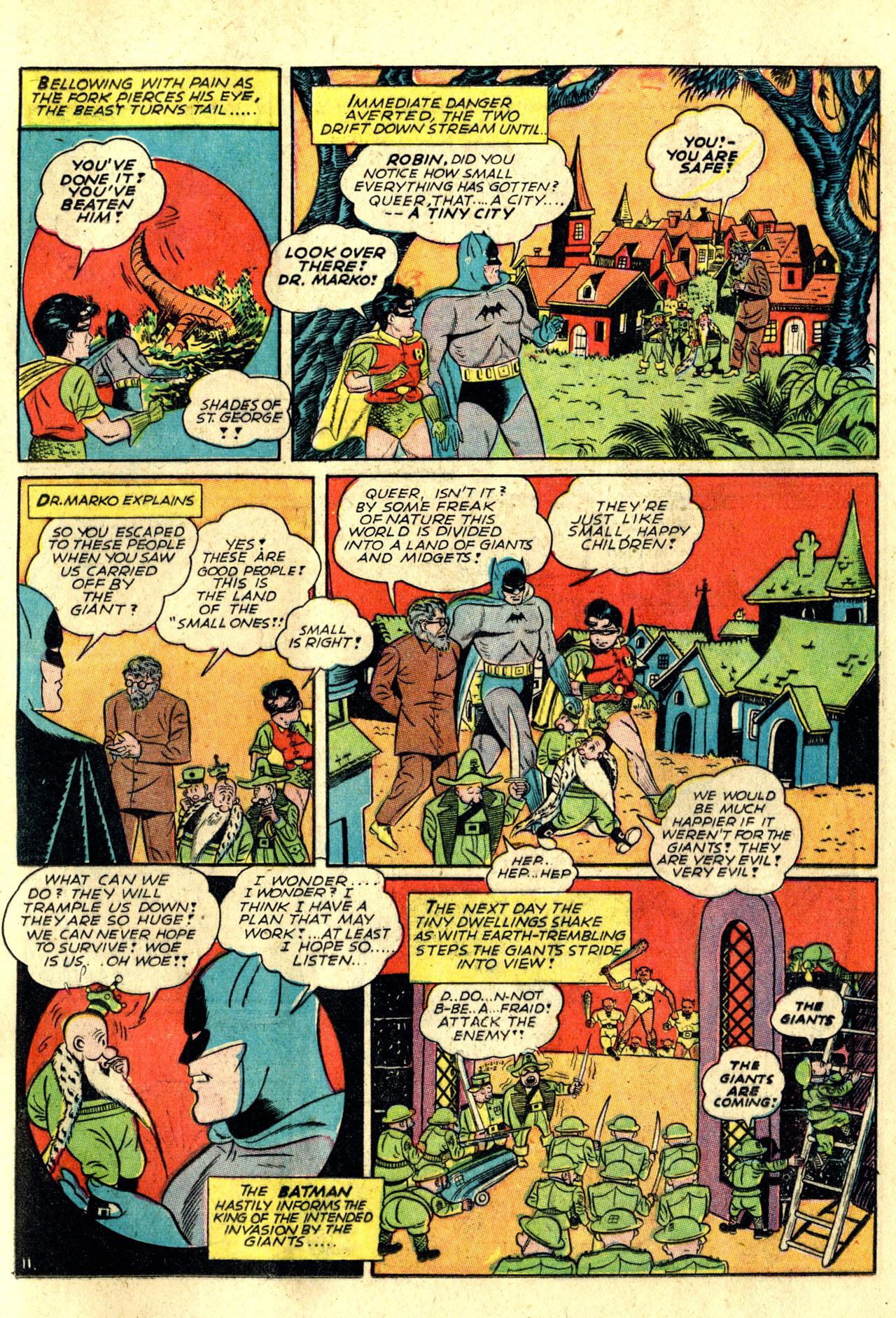 Read online Detective Comics (1937) comic -  Issue #44 - 13