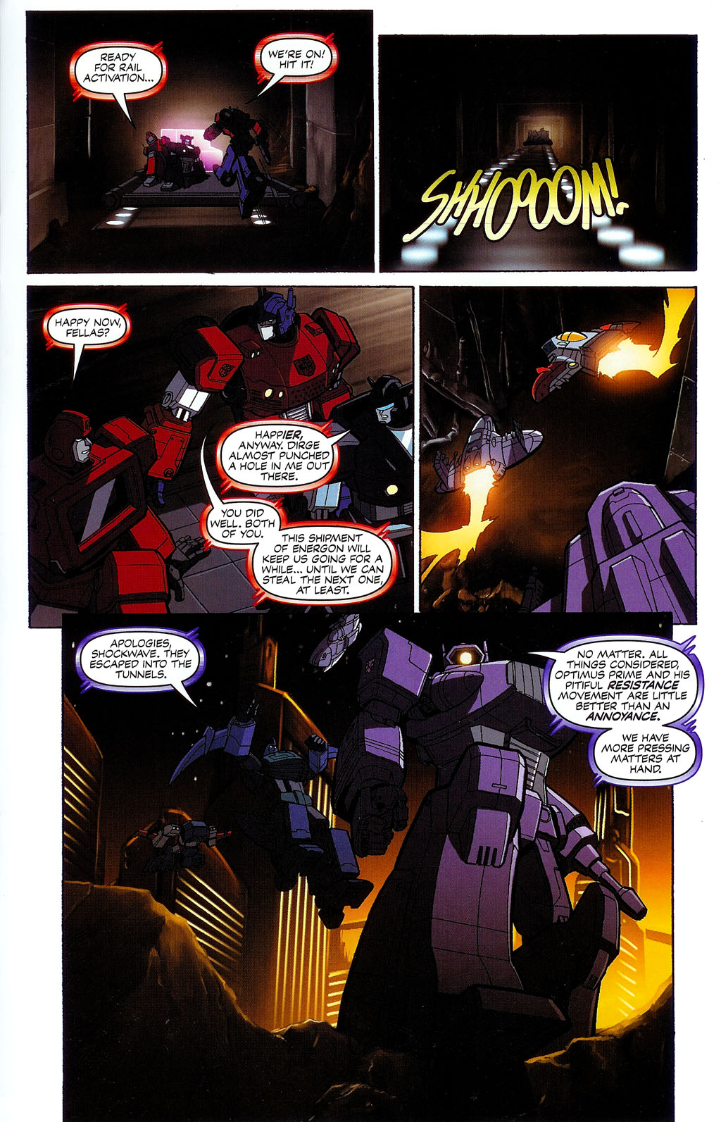 G.I. Joe vs. The Transformers II Issue #1 #2 - English 18