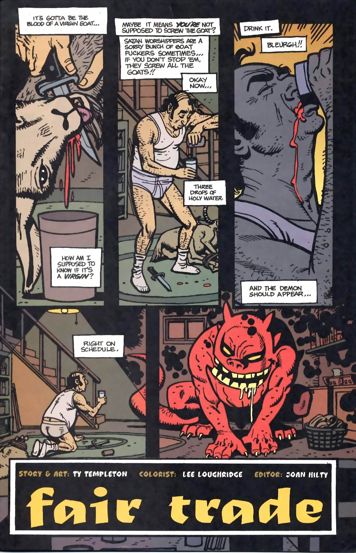 Read online Flinch comic -  Issue #4 - 10
