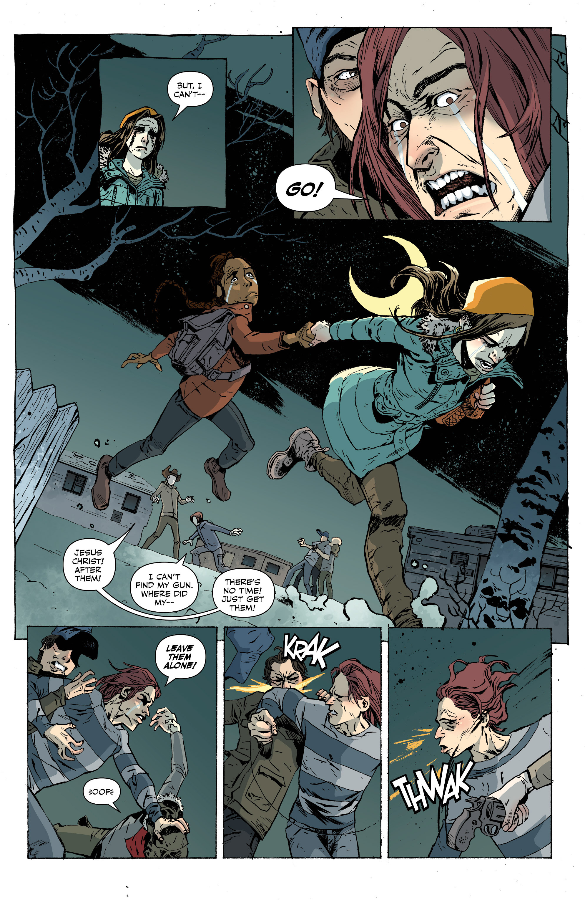 Read online Sheltered comic -  Issue #11 - 6