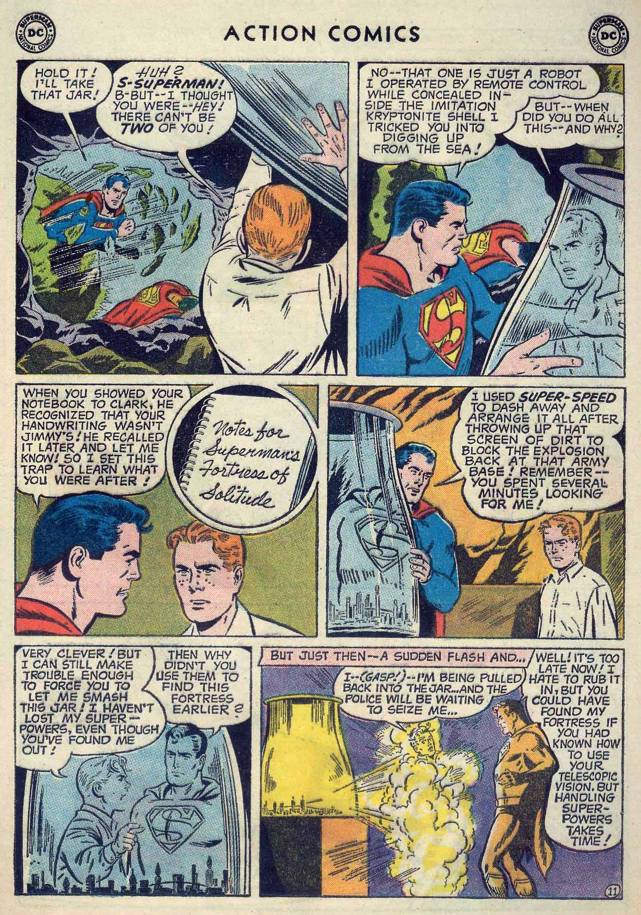 Read online Action Comics (1938) comic -  Issue #253 - 13