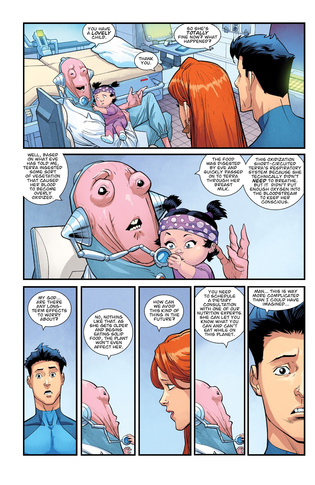 Invincible (2003) issue TPB 21 - Modern Family - Page 97