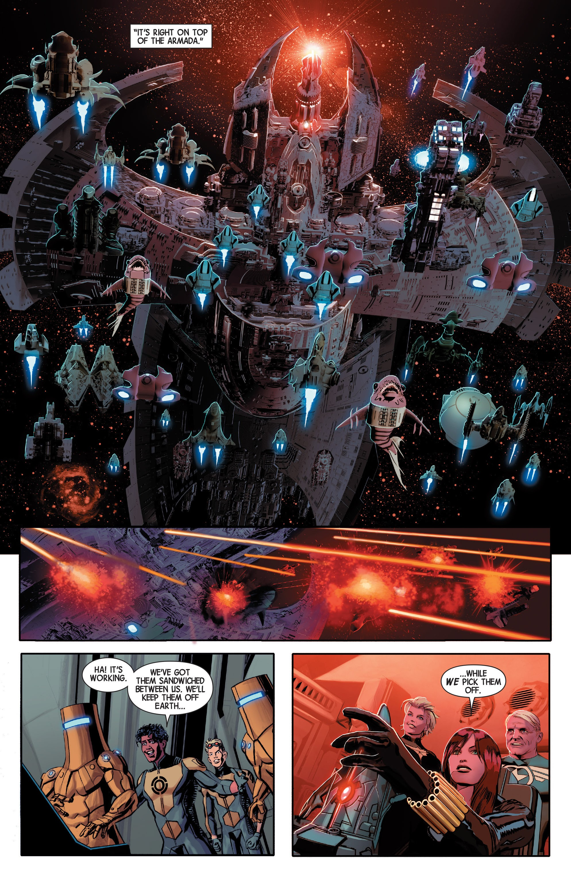 Avengers by Jonathan Hickman Omnibus TPB-2-Part-11 Page 1