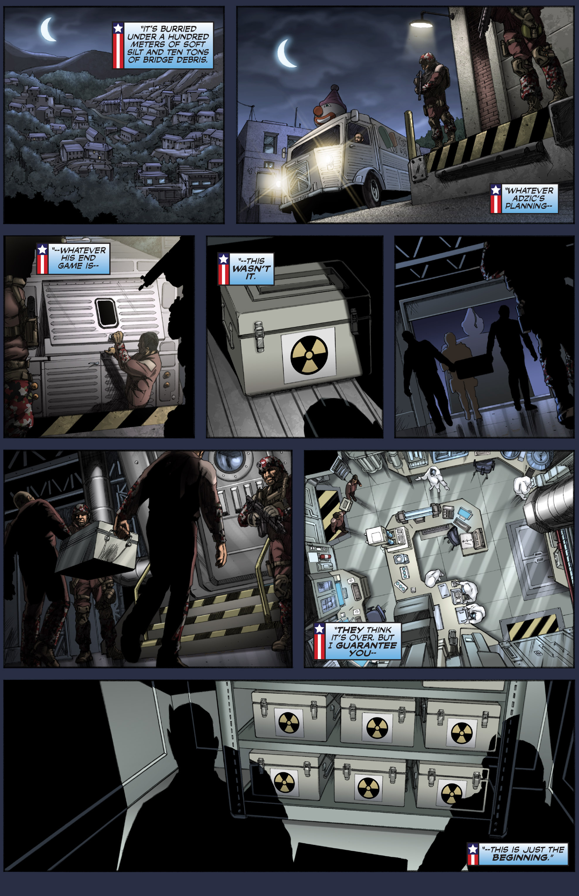 Read online America's Army comic -  Issue #12 - 27
