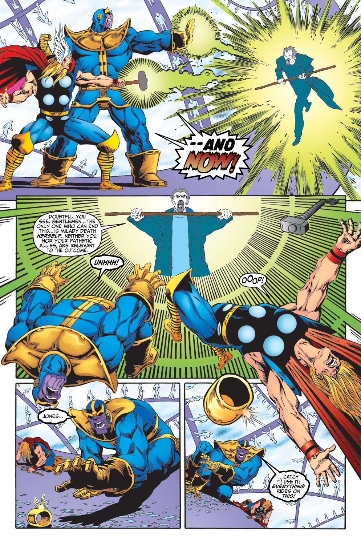 Captain Marvel (1999) Issue #18 #19 - English 20
