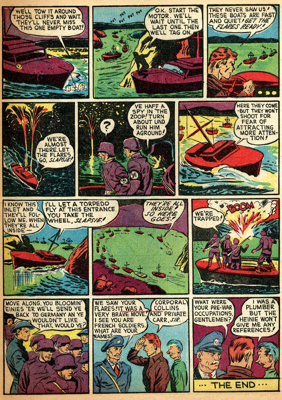 Blue Ribbon Comics (1939) issue 8 - Page 41