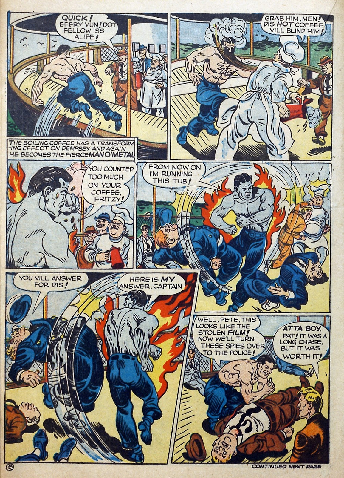 Reglar Fellers Heroic Comics issue 12 - Page 28