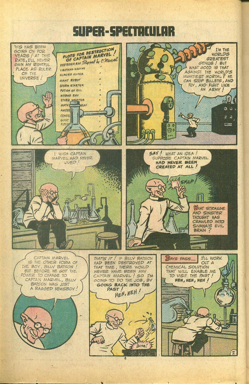 Read online Shazam! (1973) comic -  Issue #8 - 4