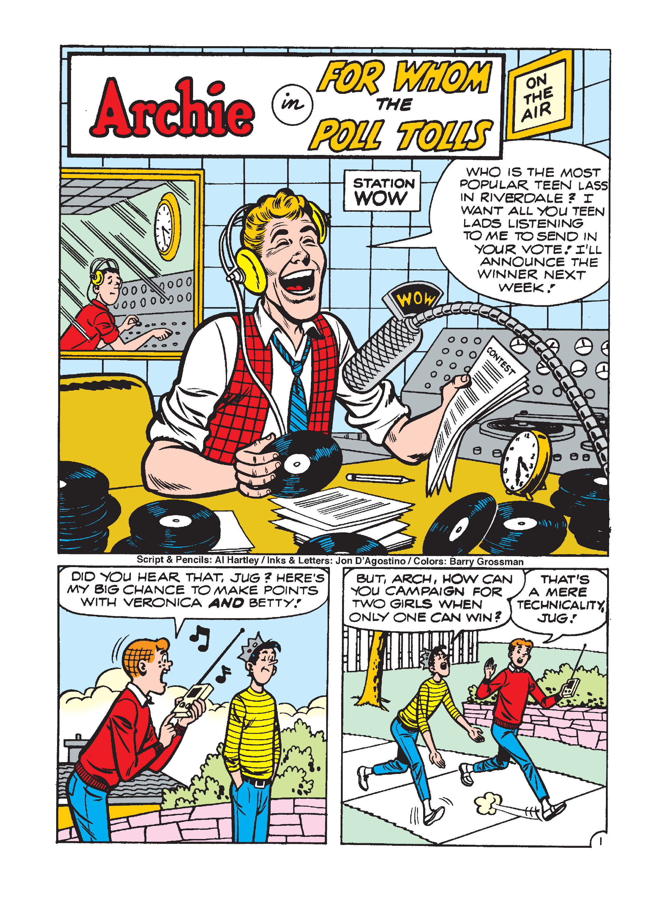 Read online Archie 1000 Page Comics Bonanza comic -  Issue #2 (Part 2) - 9