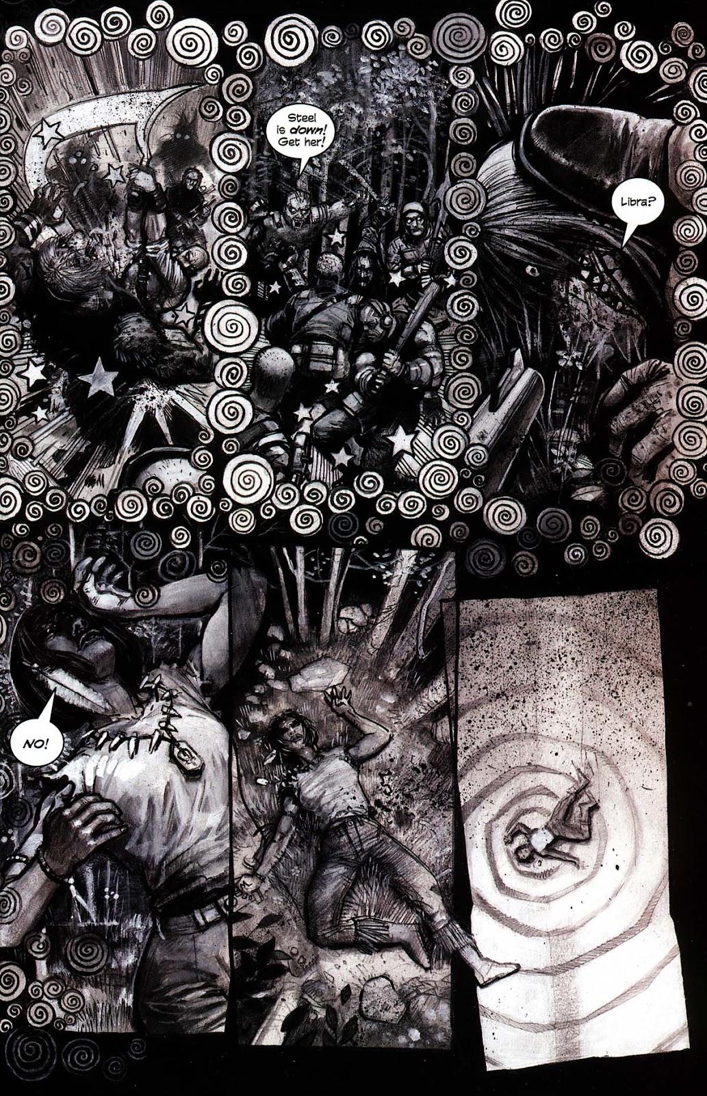 Read online Werewolf the Apocalypse comic -  Issue # Black Furies - 41