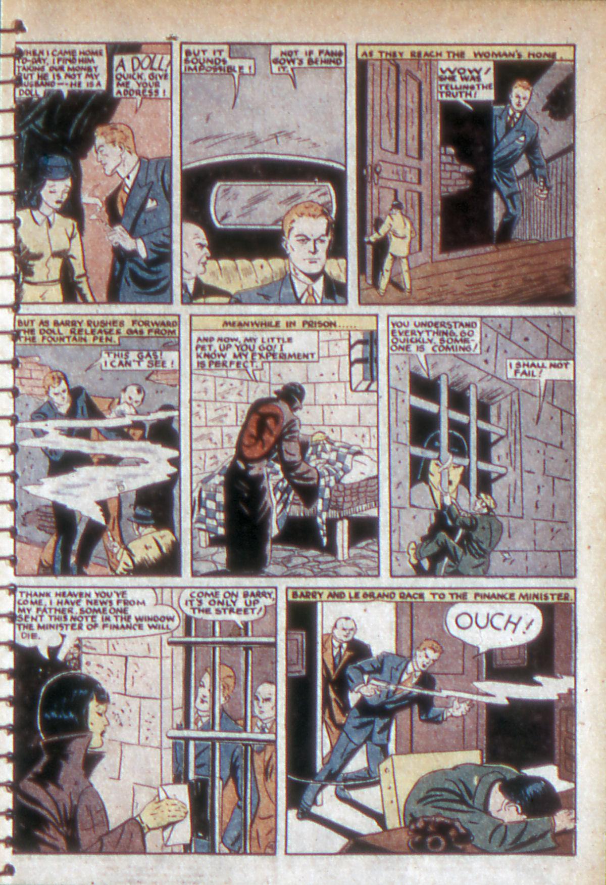 Read online Adventure Comics (1938) comic -  Issue #53 - 16