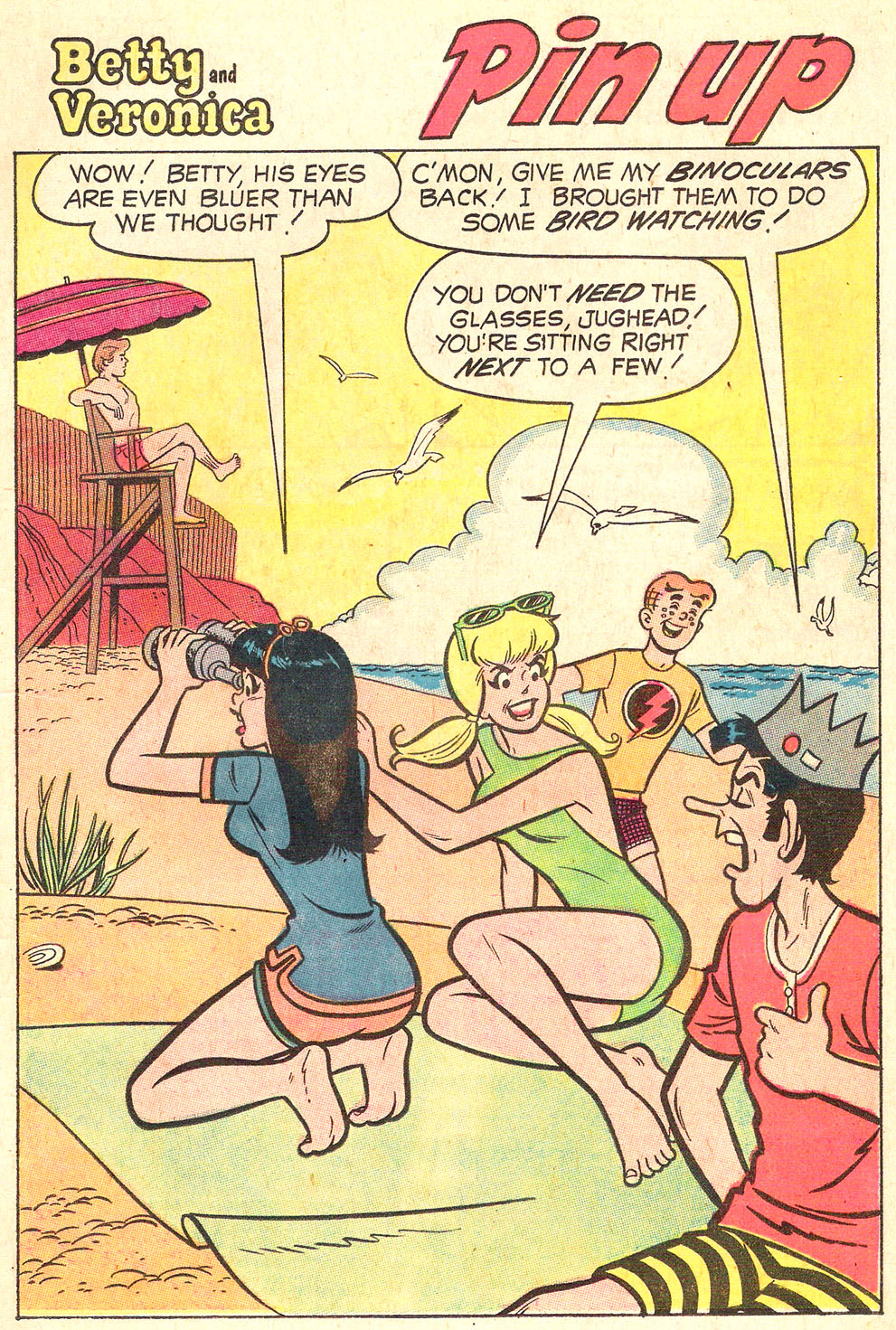Read online Archie's Girls Betty and Veronica comic -  Issue #178 - 11