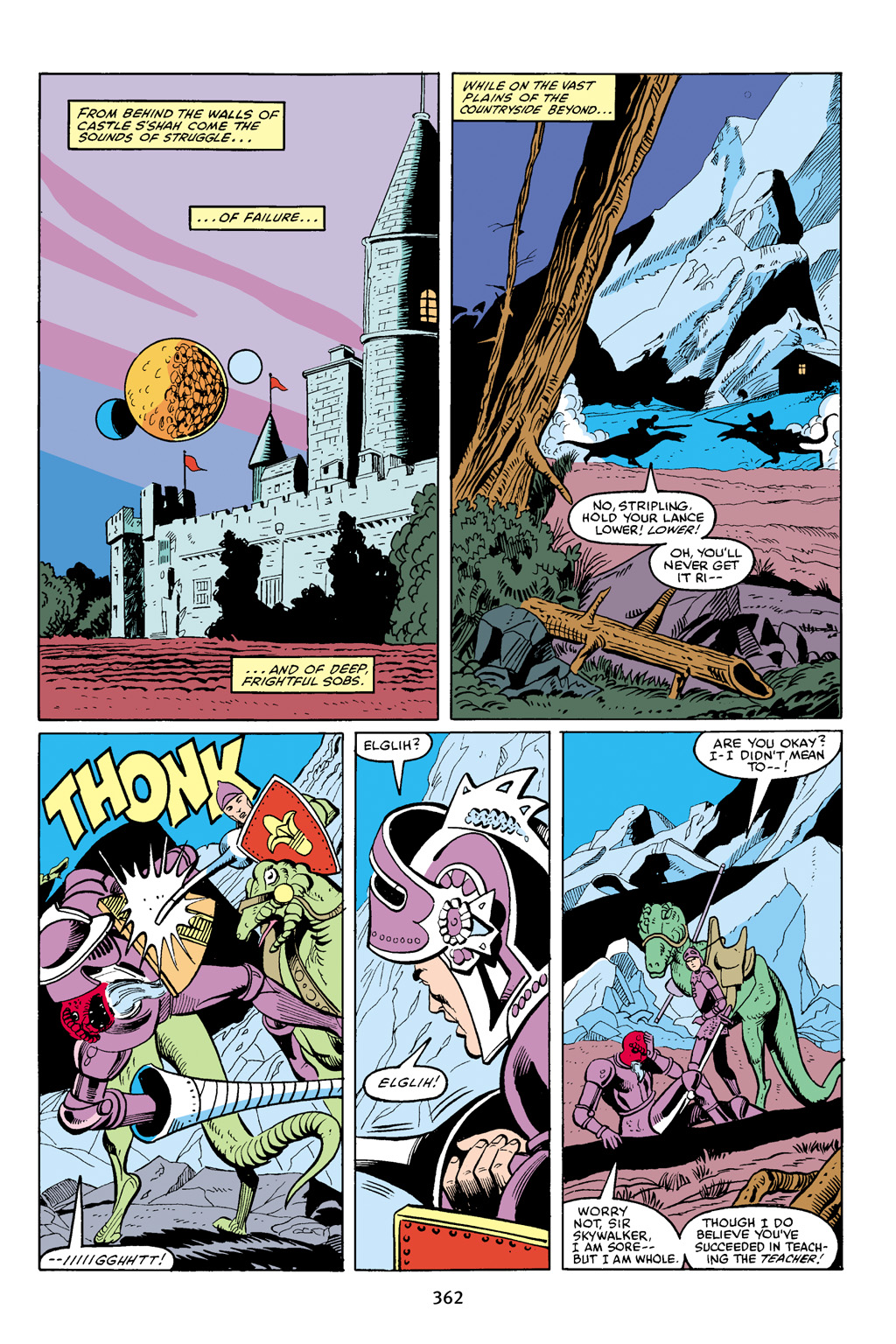 Read online Star Wars Omnibus comic -  Issue # Vol. 16 - 355