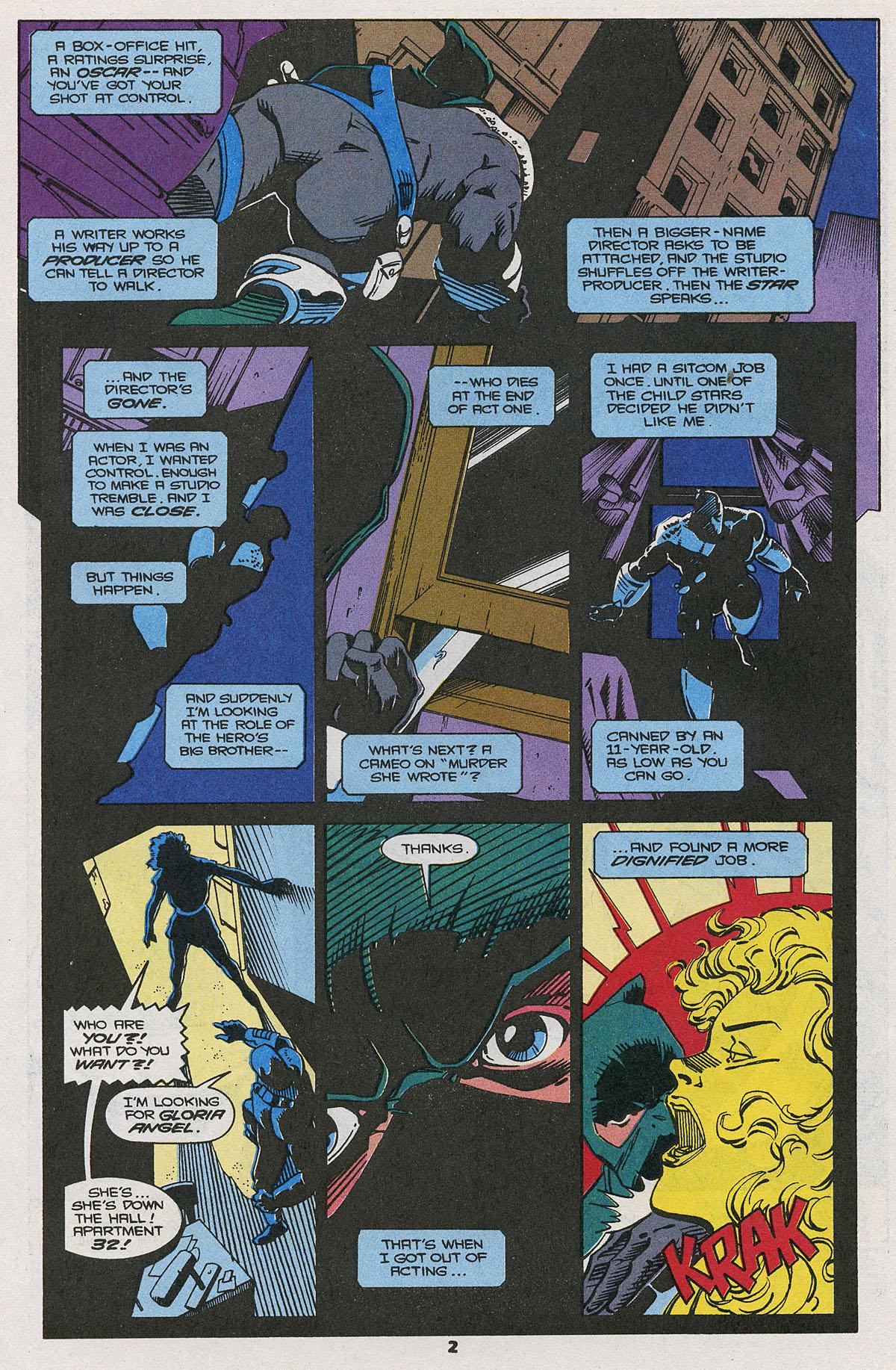 Read online Wonder Man (1991) comic -  Issue #20 - 3