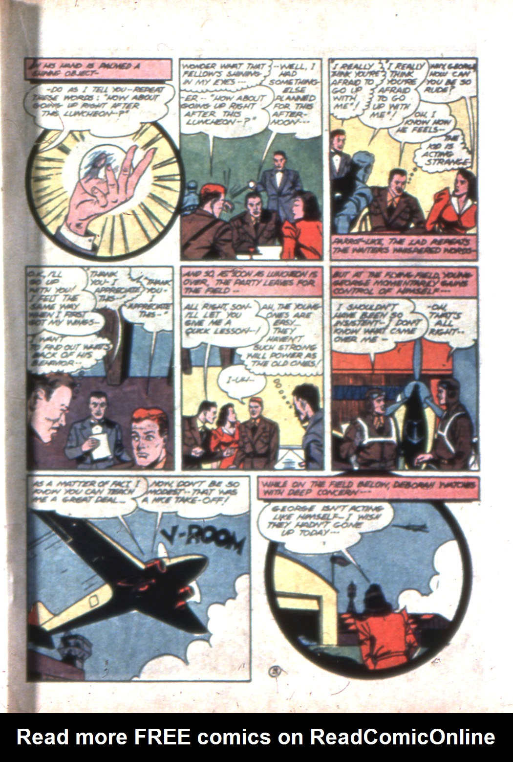 Read online Sensation (Mystery) Comics comic -  Issue #11 - 39