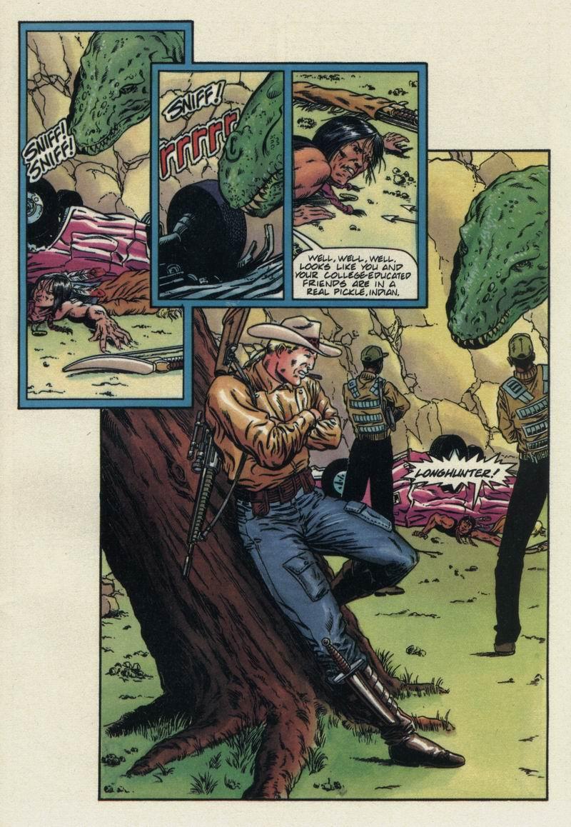 Read online Turok, Dinosaur Hunter (1993) comic -  Issue #21 - 4