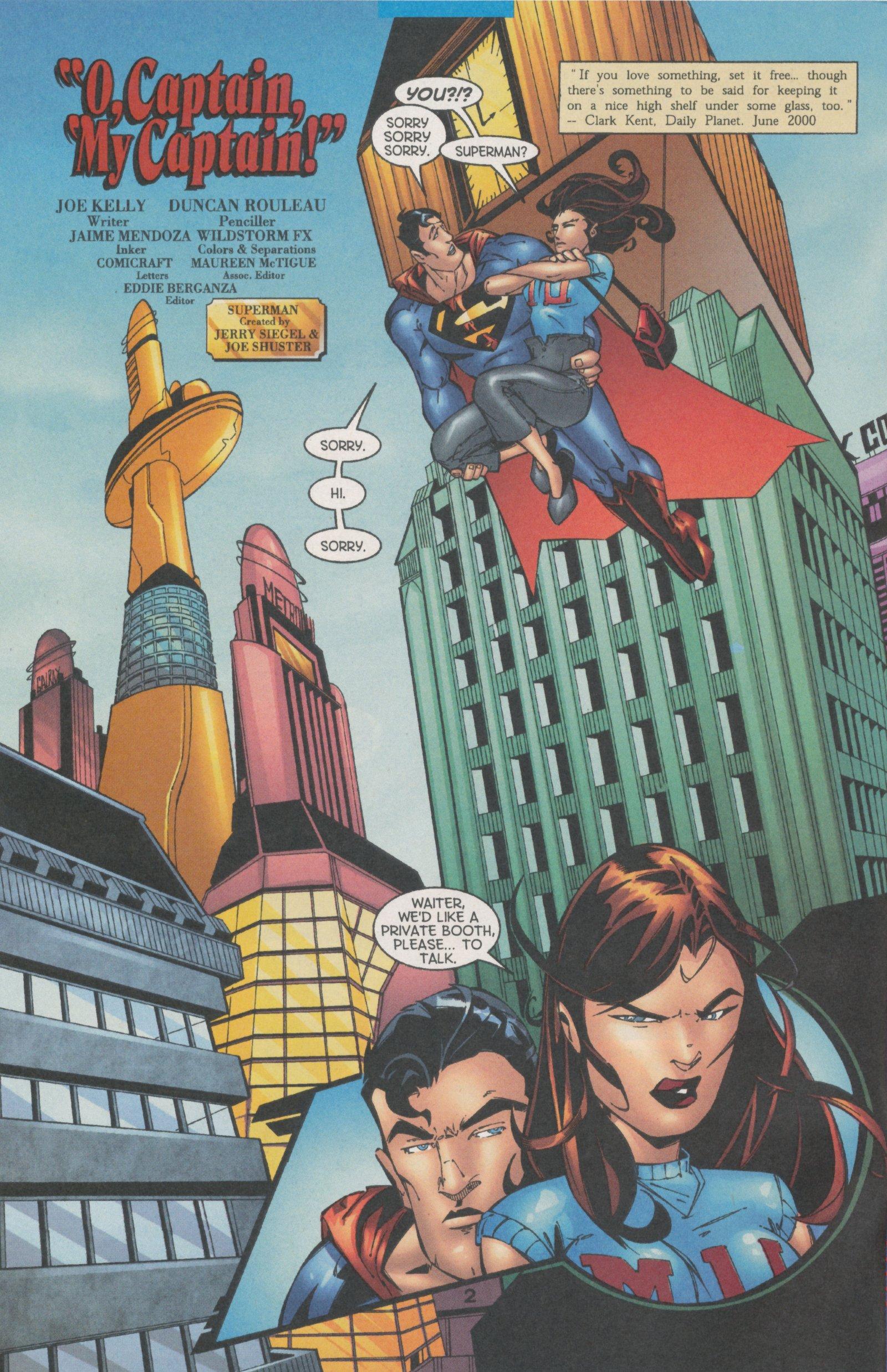 Action Comics (1938) 768 Page 3