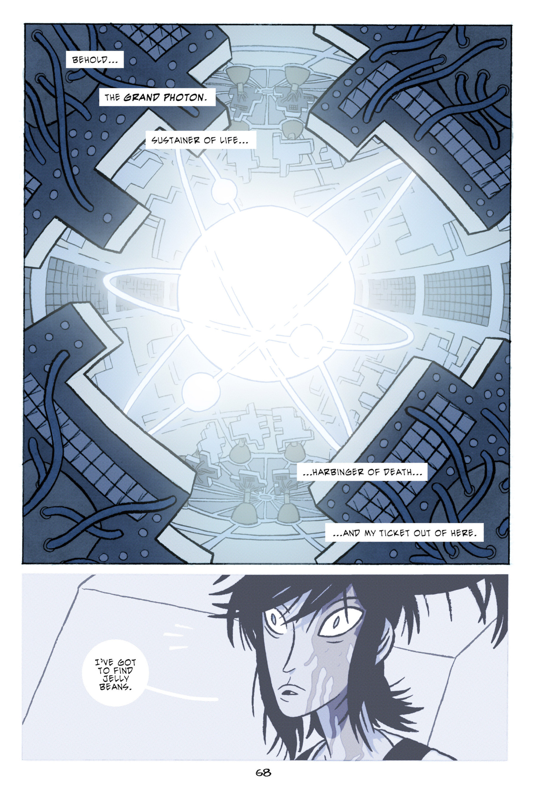 Read online ApocalyptiGirl: An Aria for the End Times comic -  Issue #ApocalyptiGirl: An Aria for the End Times Full - 76