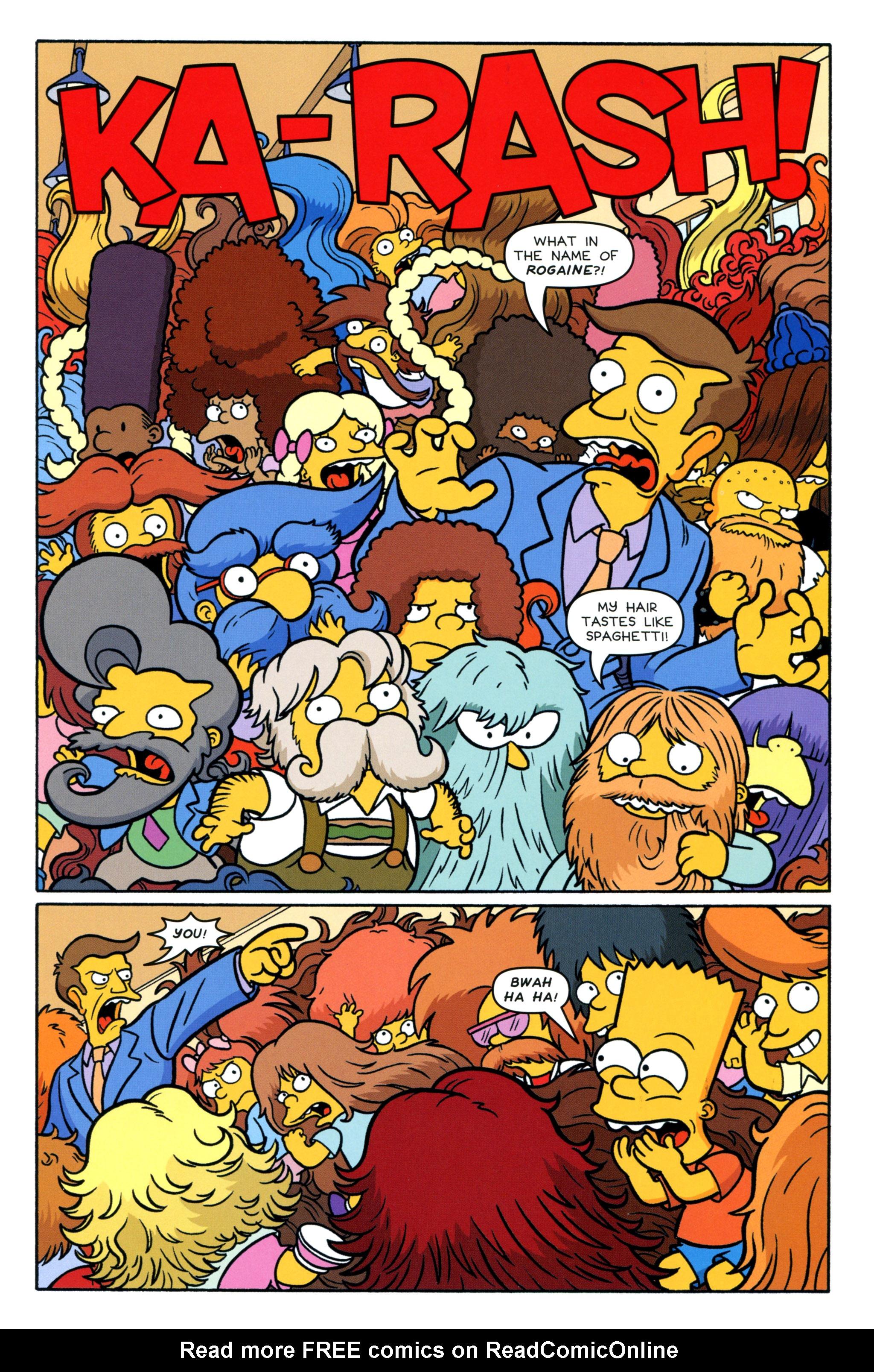 Read online Simpsons Comics Presents Bart Simpson comic -  Issue #89 - 10