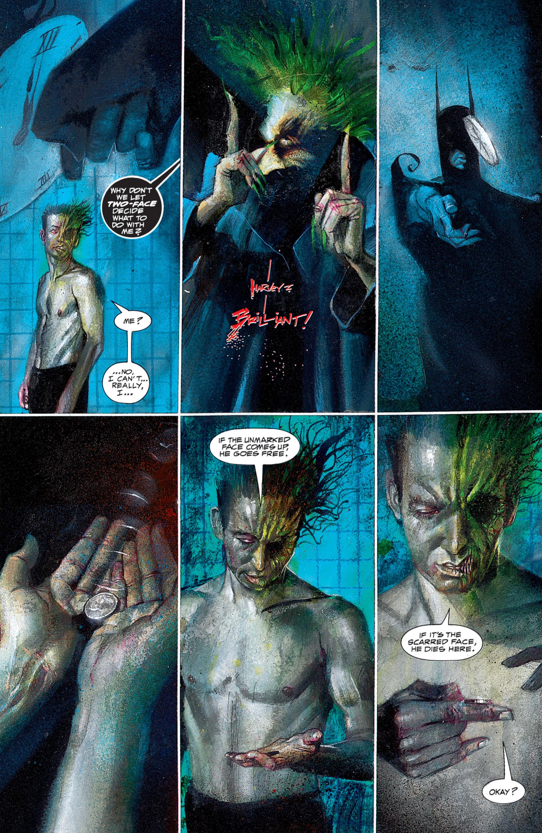 Read online Arkham Asylum comic -  Issue #Arkham Asylum Full - 104