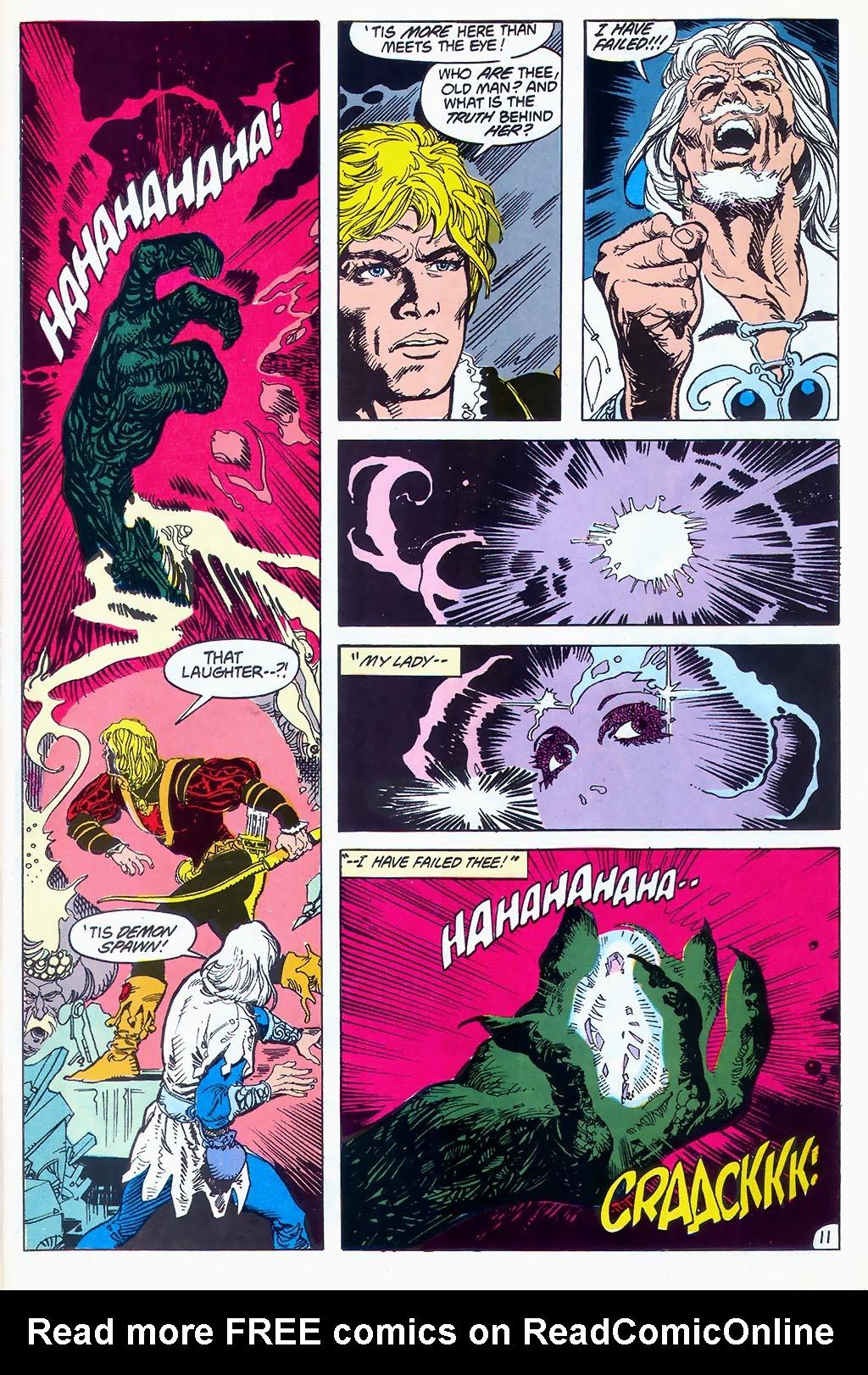 Read online Amethyst (1987) comic -  Issue #1 - 12