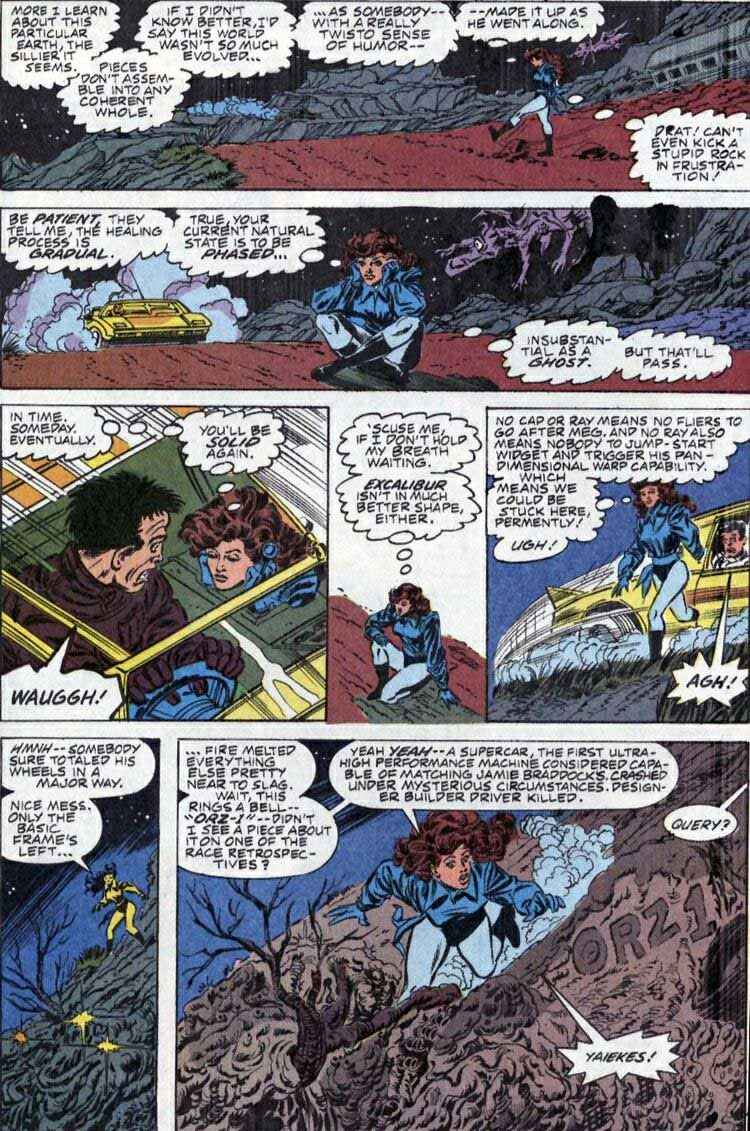 Excalibur (1988) issue 18 - Page 10