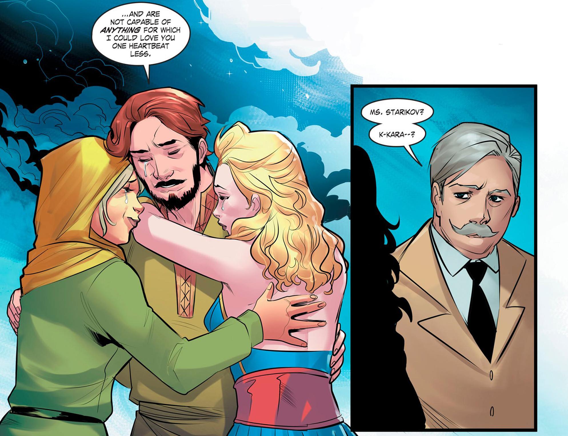 Read online DC Comics: Bombshells comic -  Issue #95 - 9