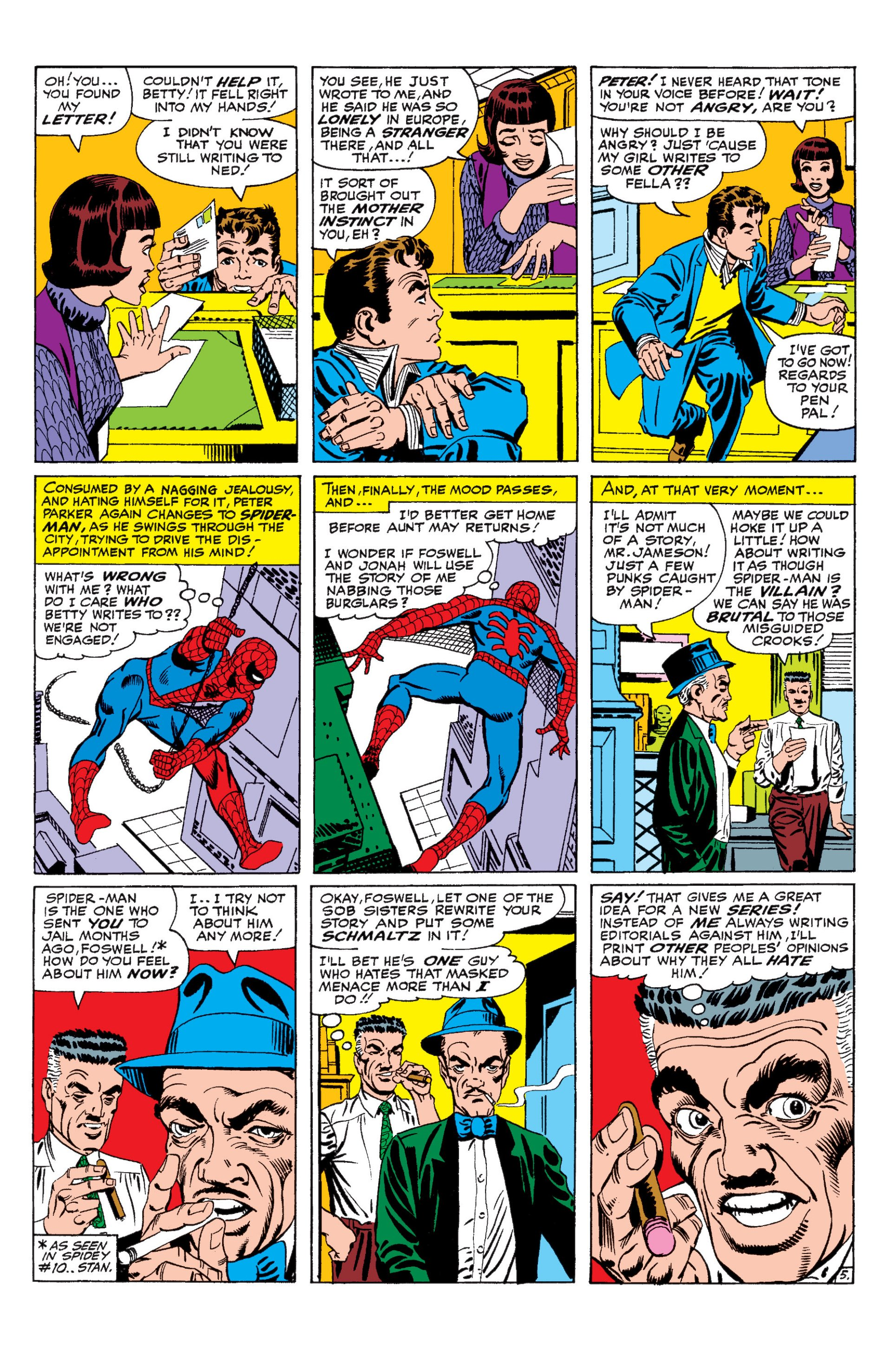 The Amazing Spider-Man (1963) 24 Page 5