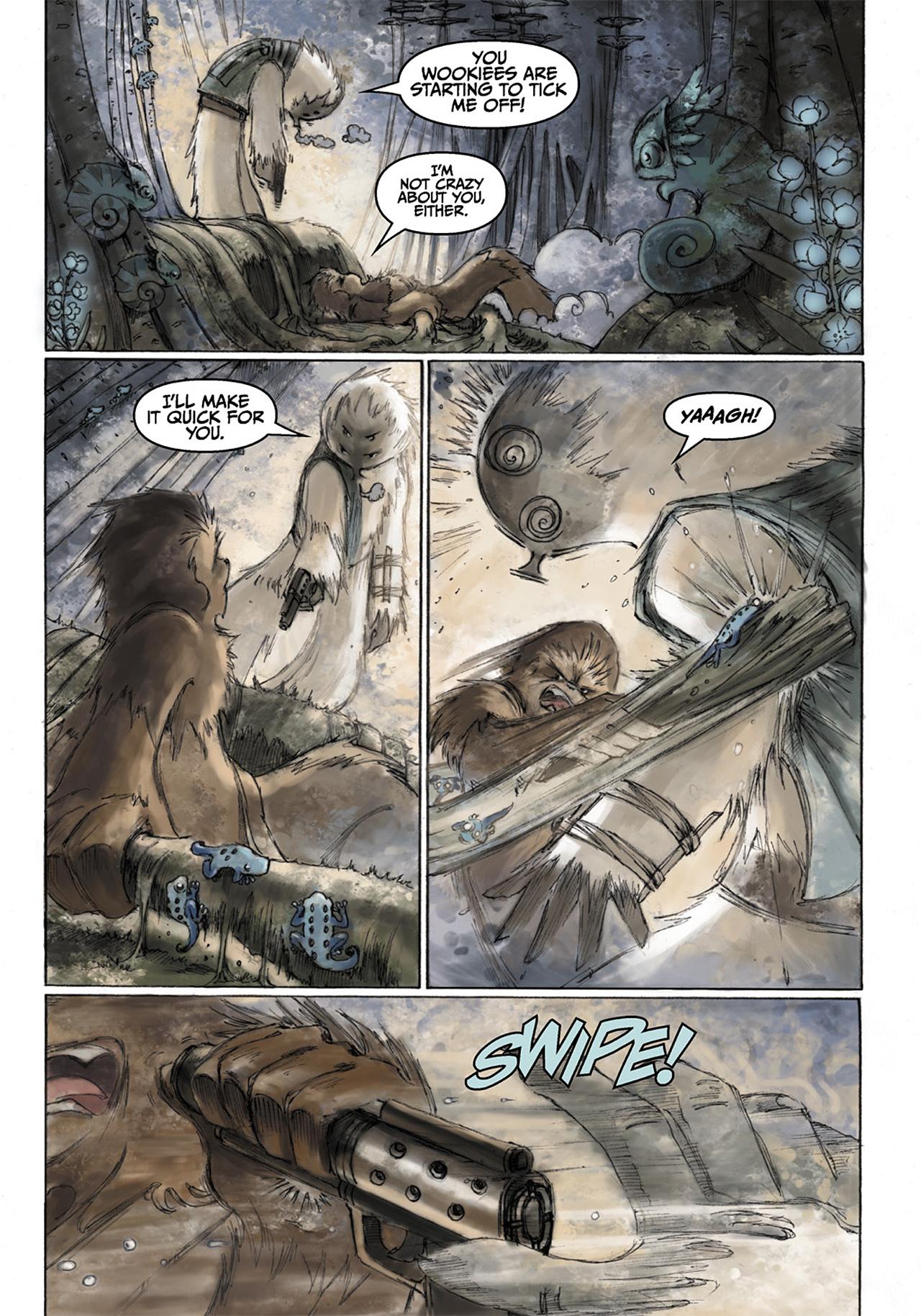 Read online Star Wars Omnibus comic -  Issue # Vol. 33 - 452