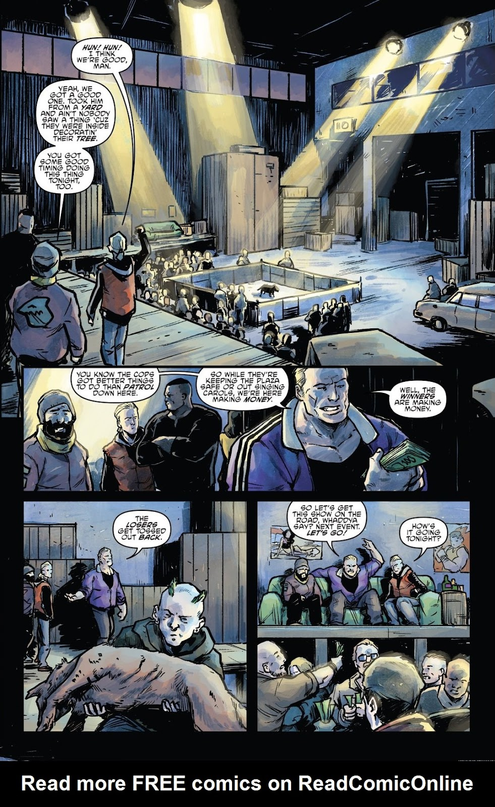 Read online Teenage Mutant Ninja Turtles: The IDW Collection comic -  Issue # TPB 8 (Part 3) - 53